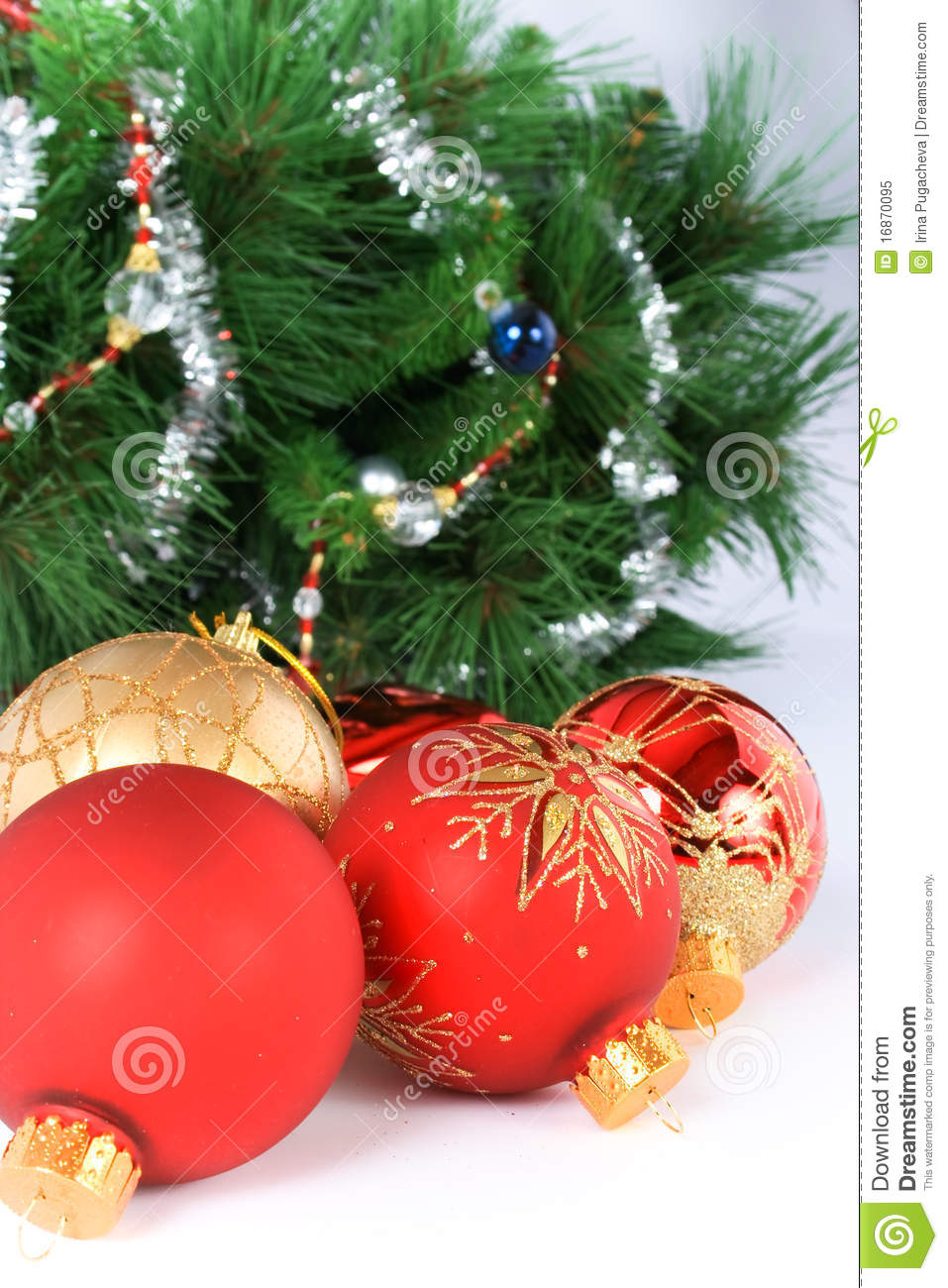 Toys Under Christmas Tree : New year s toys royalty free stock photo image