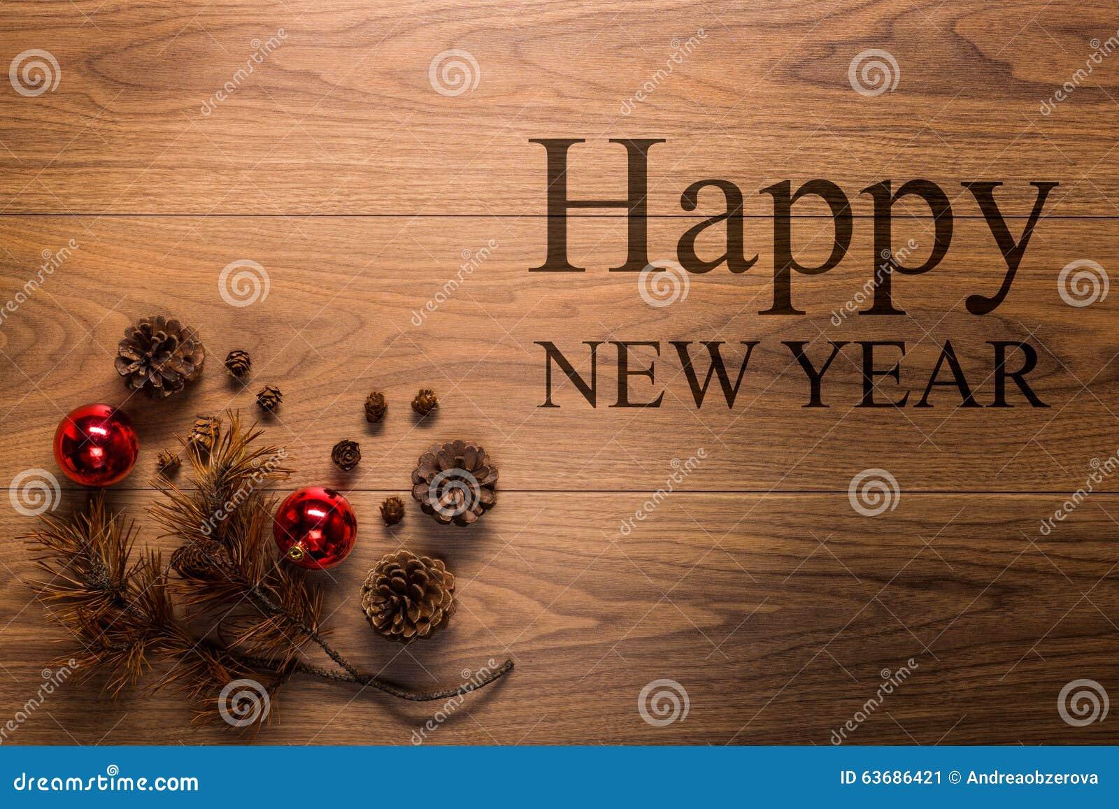 new year theme background