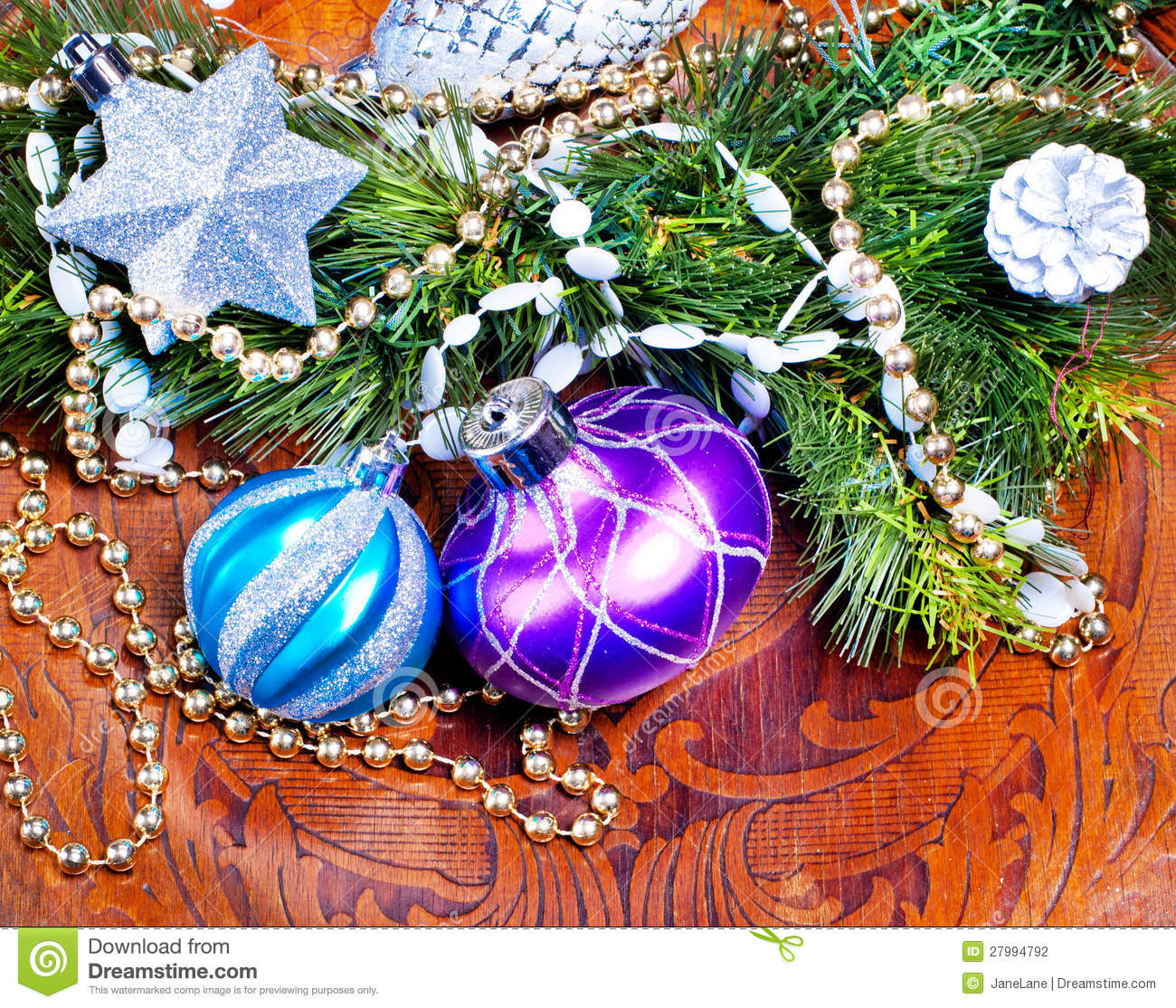 colorful new year decoration - photo #12