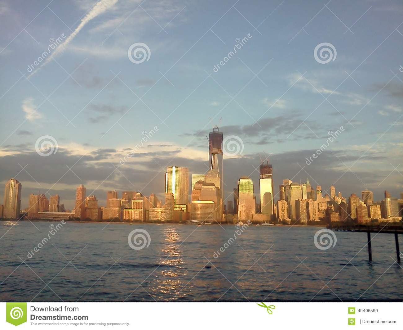 Download New York stockfoto. Bild von york, gebäude, gold, marken - 49406590