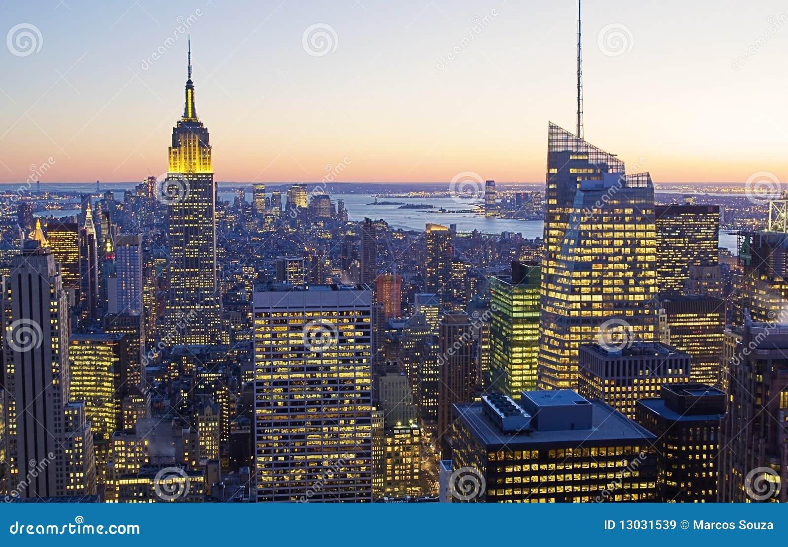 Hauptstadt Von New York