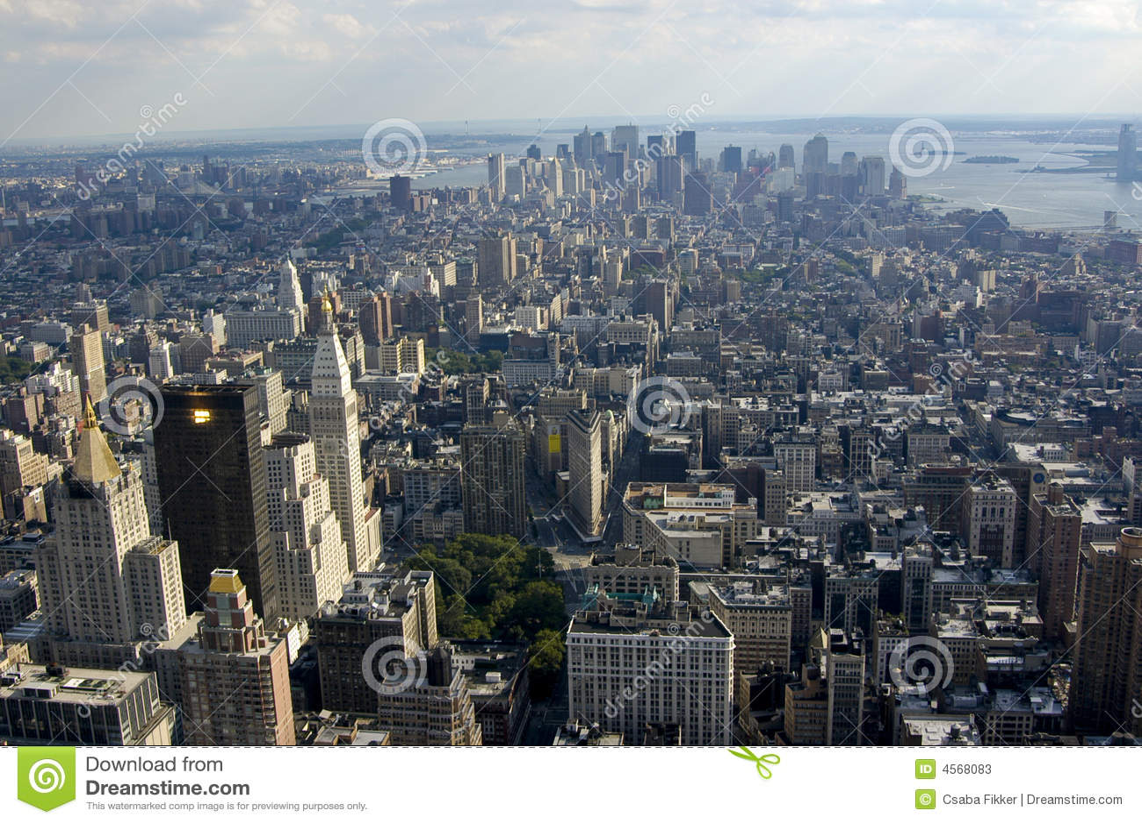 new york city fotos de stock imagem 4568083. Black Bedroom Furniture Sets. Home Design Ideas
