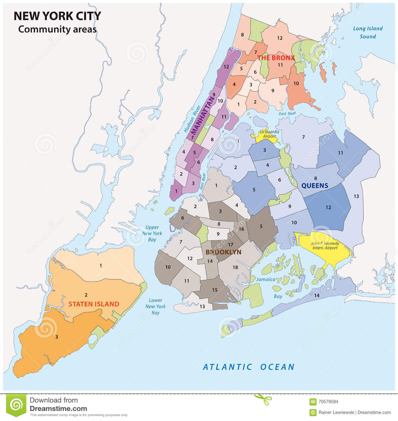 Boroughs Of New York City Wikipedia New York City  Boroughs Map - Nyc map of boroughs