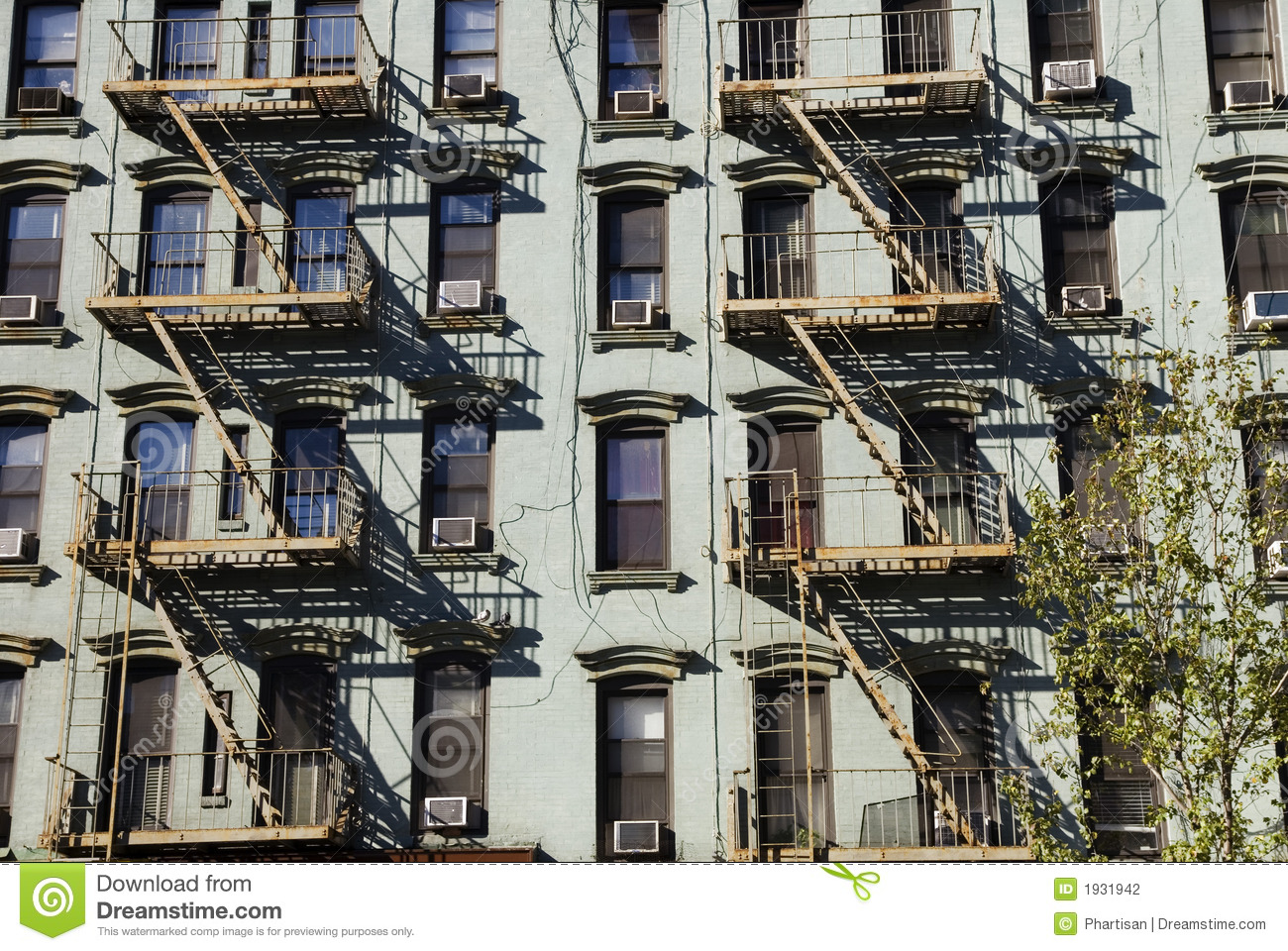 New York City Apartment Living Stock Photography Image 1931942