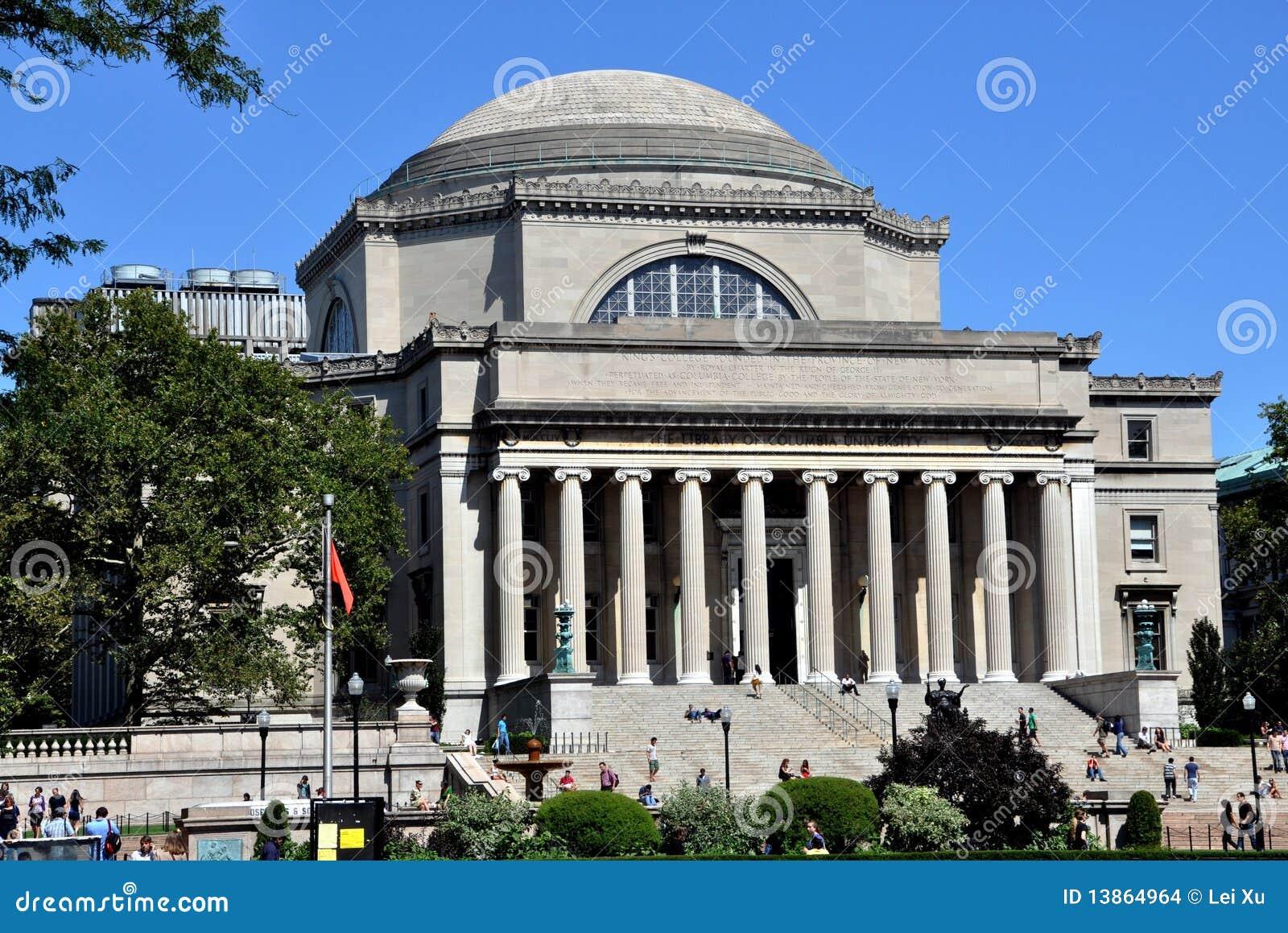 New York City: Biblioteca da Universidade de Columbia