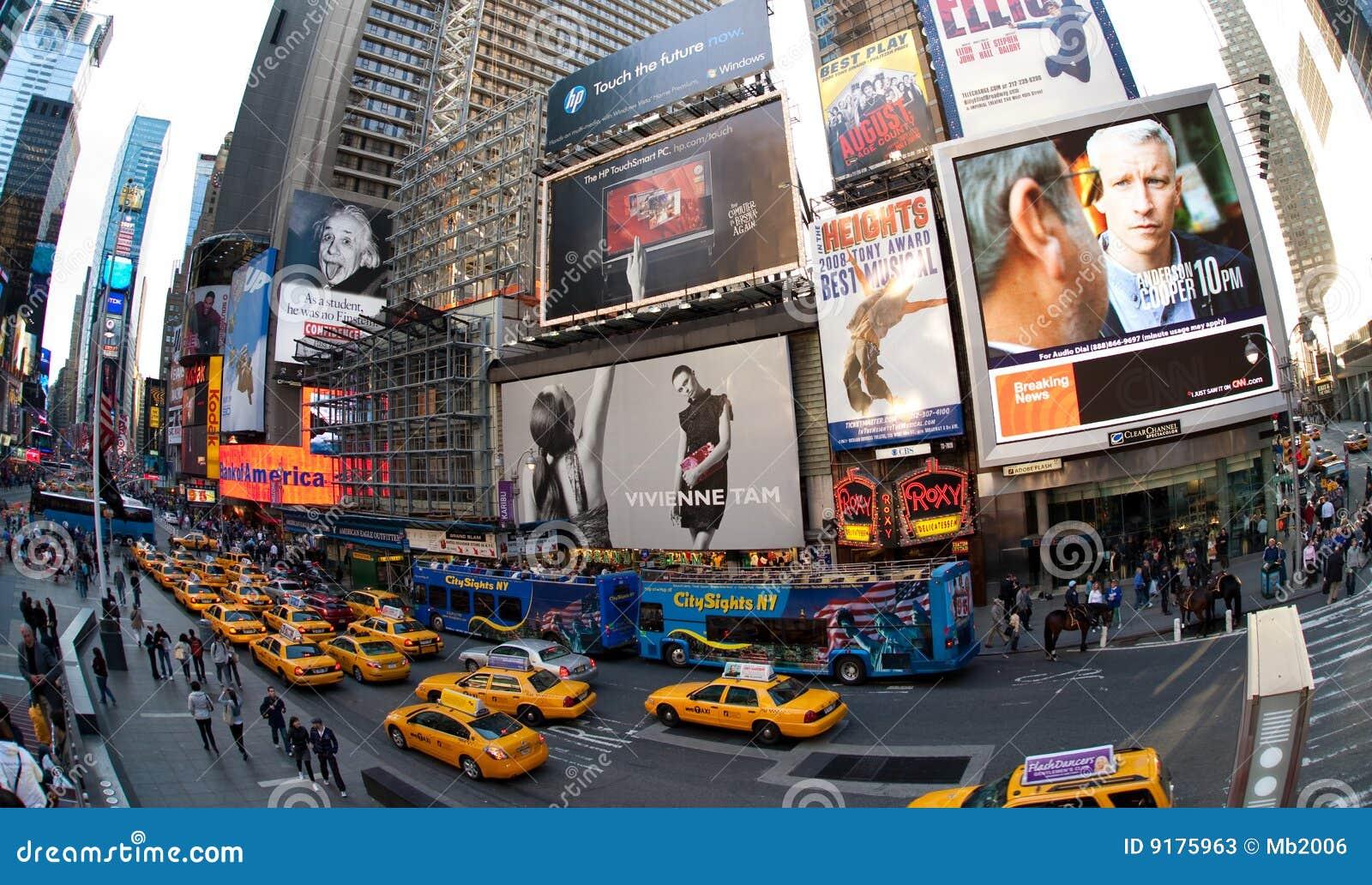 New York City, Broadway