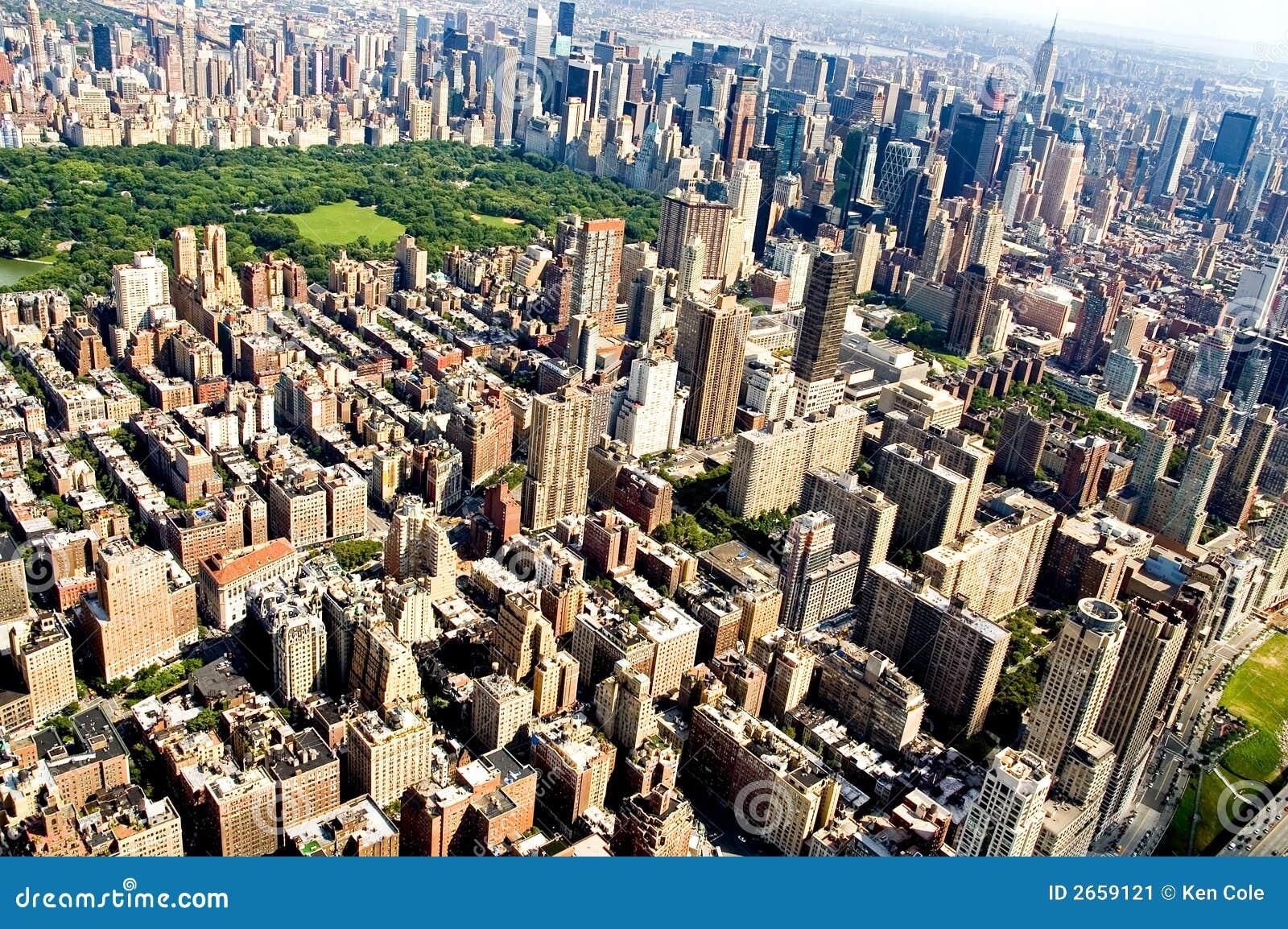 New York City e Central Park