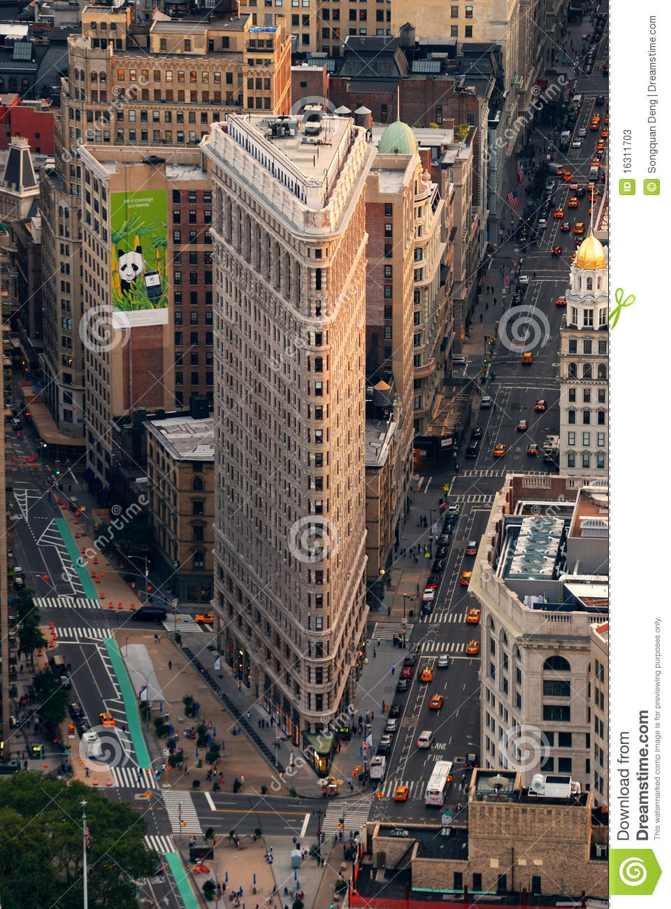 flatiron building apartments wallpaper new york city flatiron building in manhattan in editorial stock photo