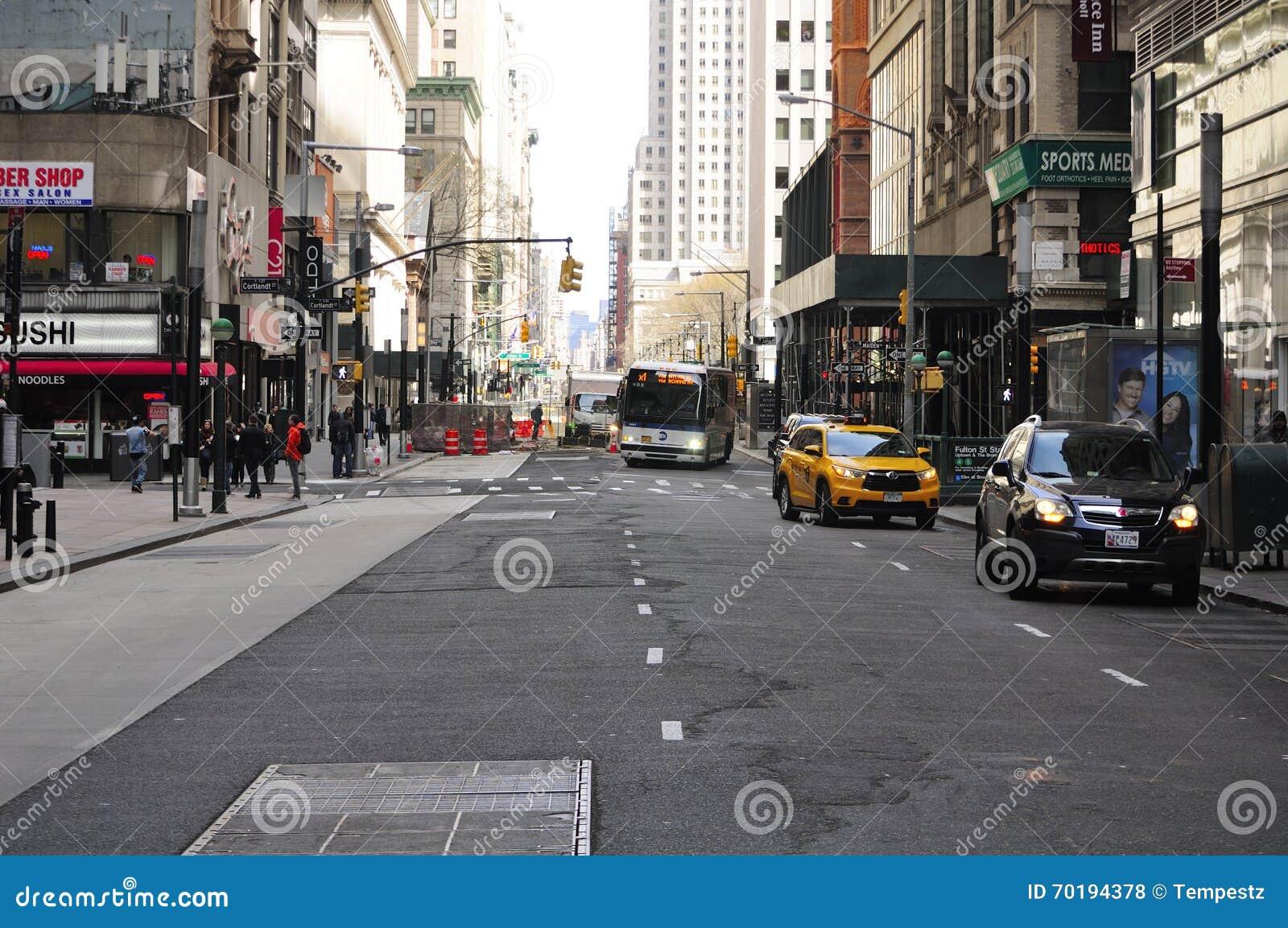 New York City gator Manhattan