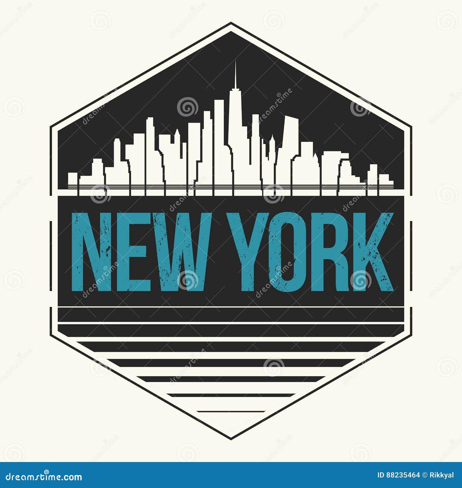 Shirt design nyc - New York City Graphic T Shirt Design Tee Print Typography
