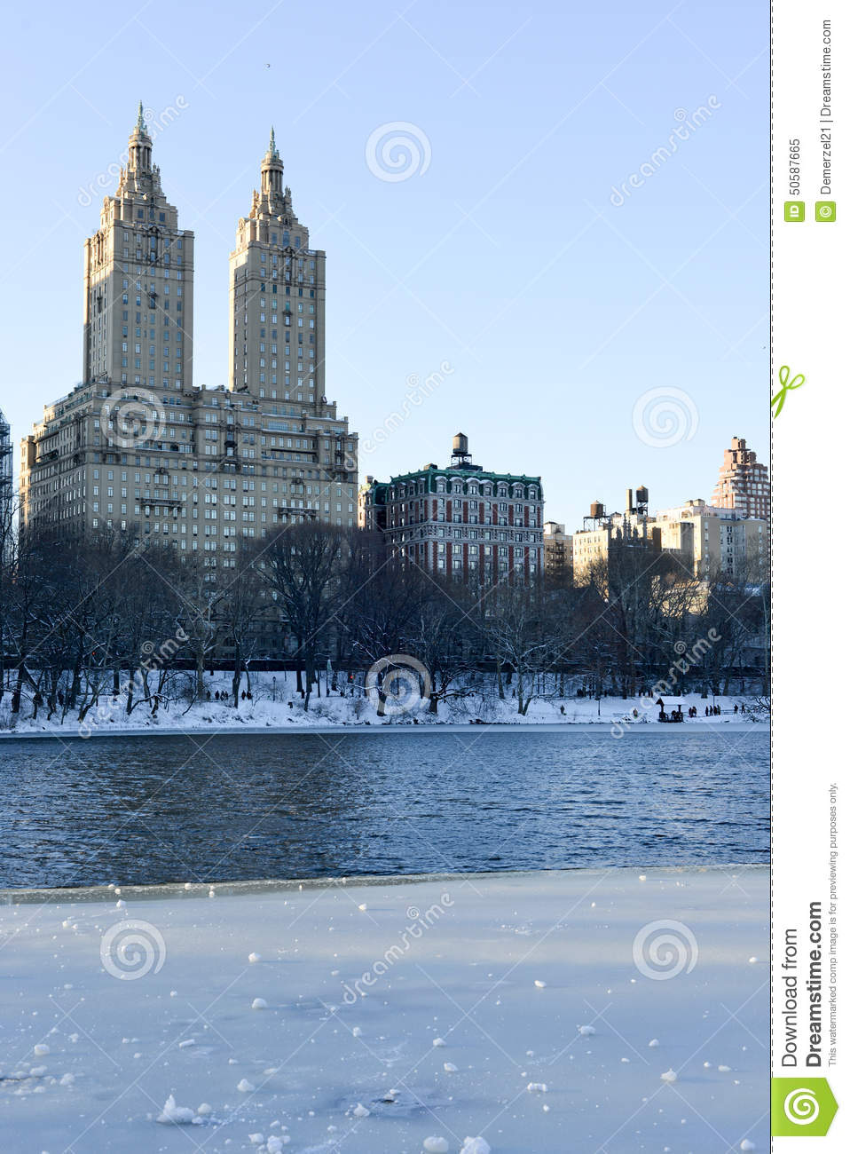 New York City Luxury Apartments Central Park Stock Photo Image 50587665