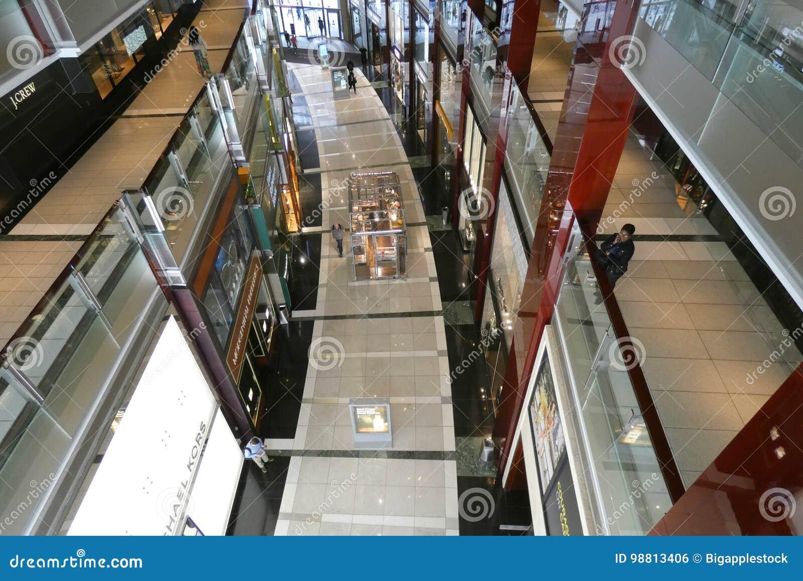 New York City Mall