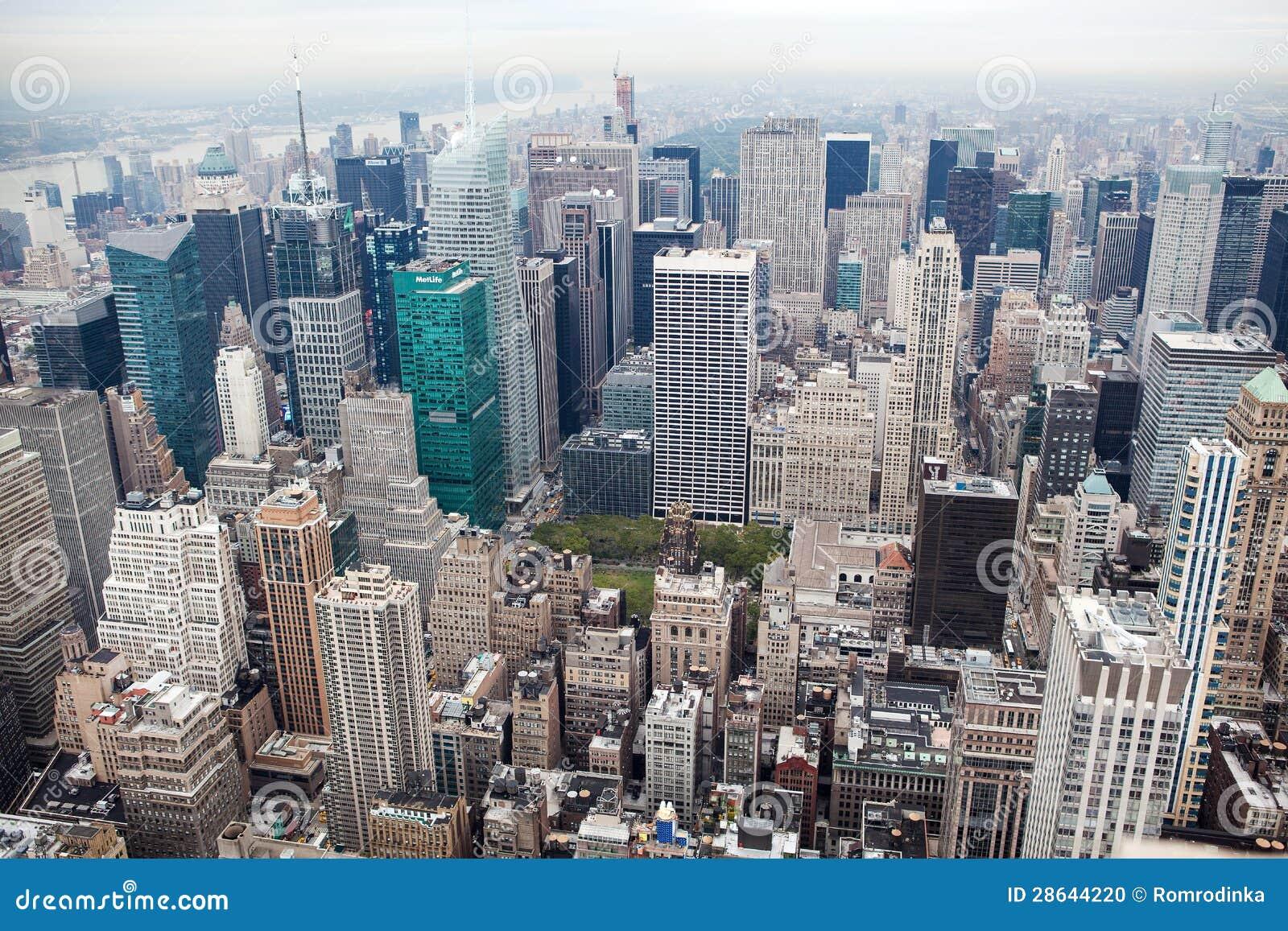 new york skyline view - photo #34