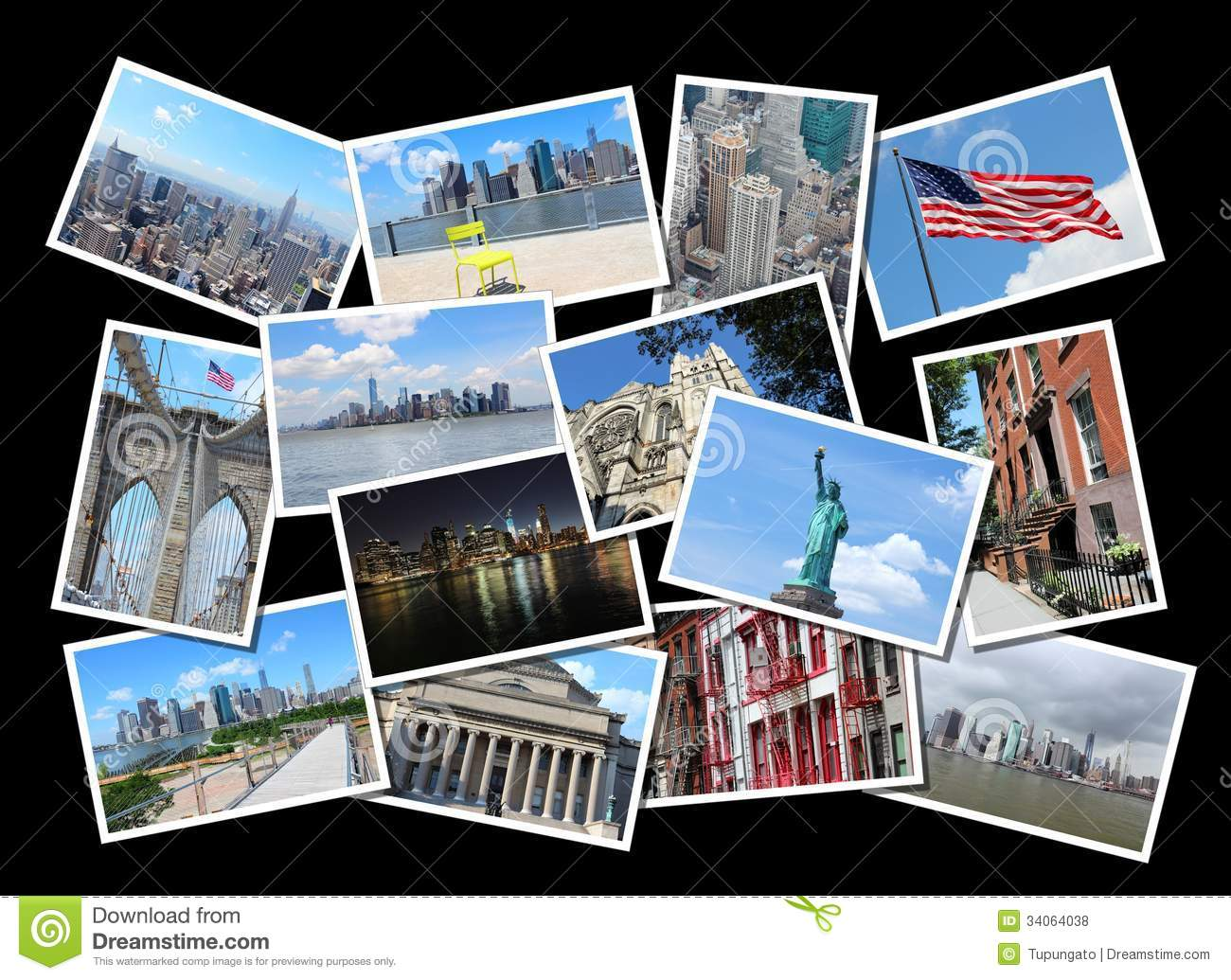 New York City Stock Photo Image Of Photos Image