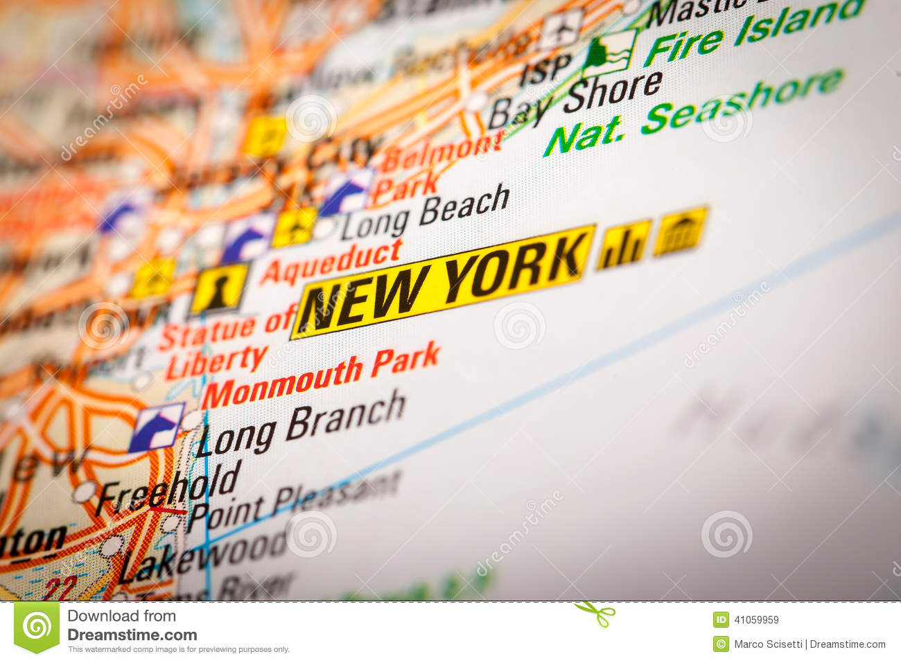 New York Maps PerryCastañeda Map Collection UT Library Online - Nyc map road