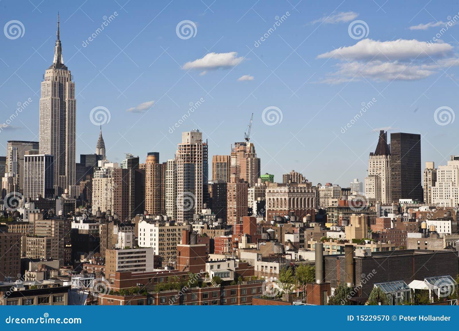 york city skyline day - photo #14