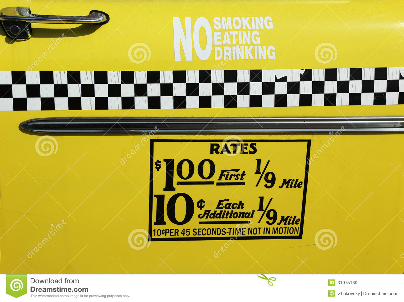 Taxi rates in ny: who discovered crude oil.