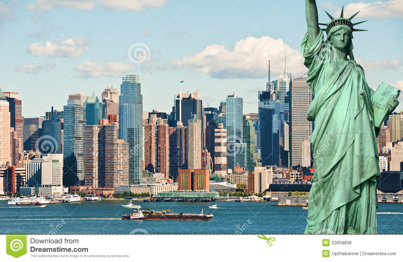 New york city tourism concept stock photo image 23058808 for Attractions in new york new york