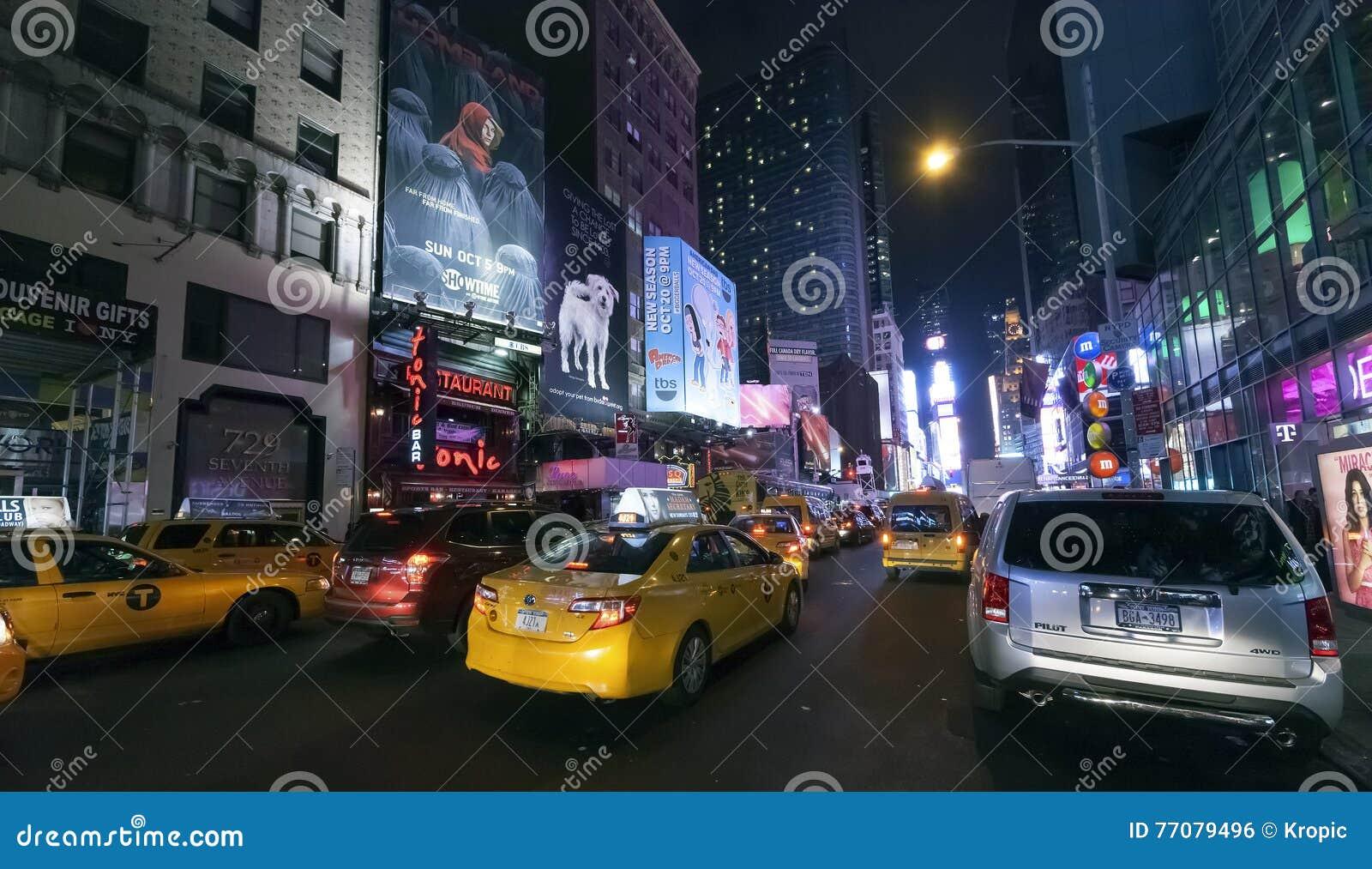 NEW YORK CITY, USA - Times Square
