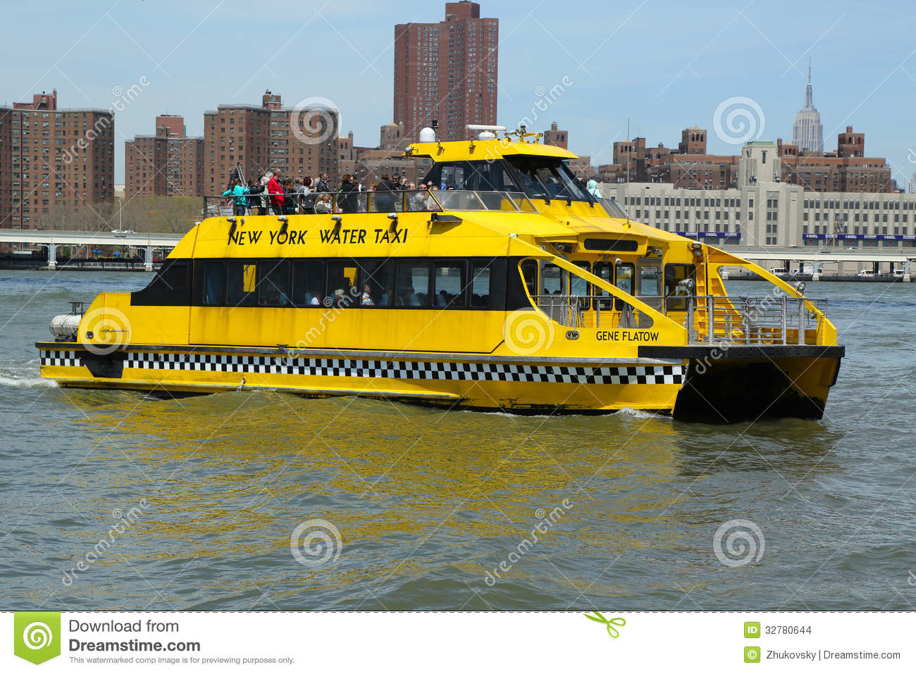 New York City Water Taxi East River