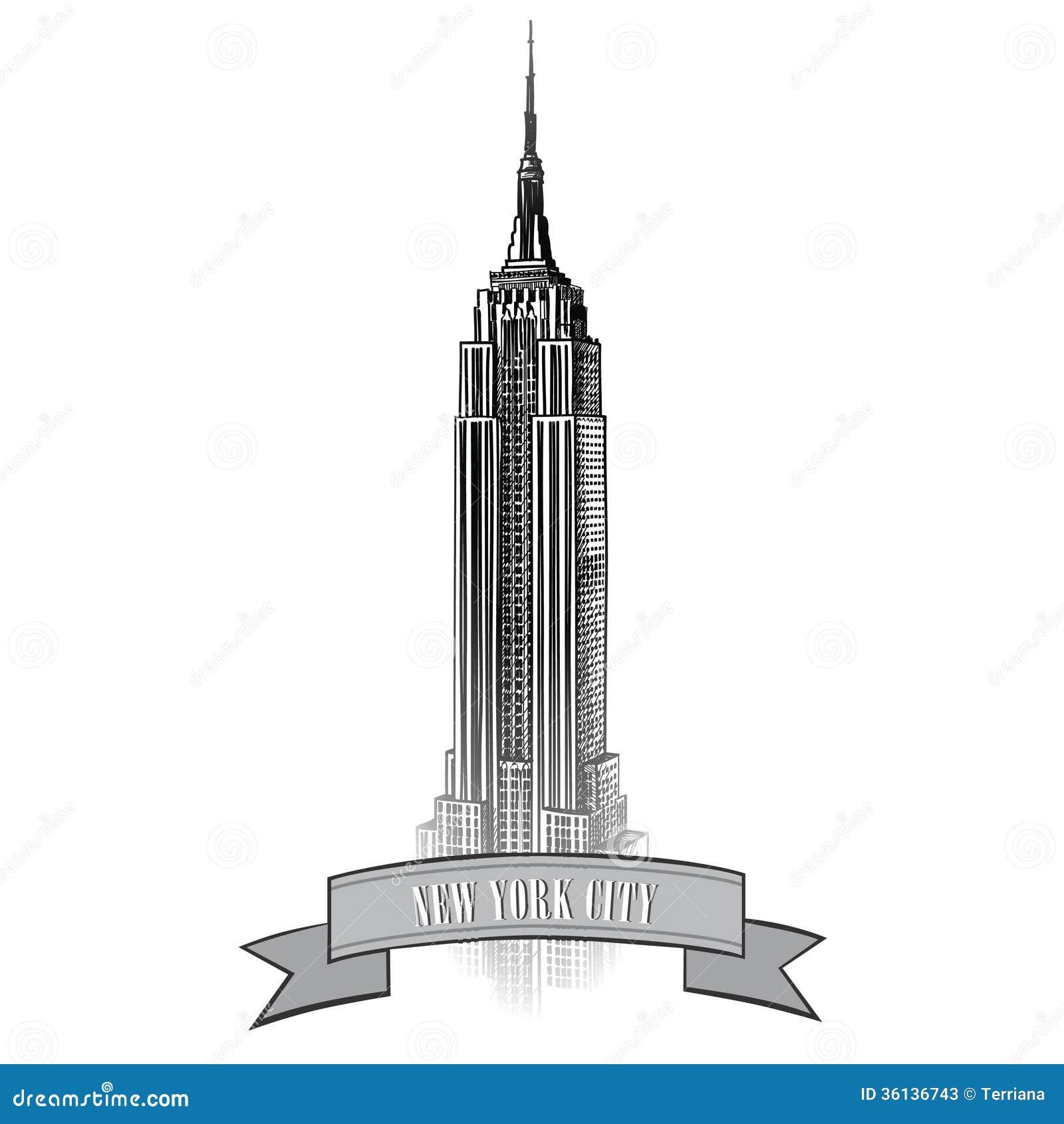 Empire State Building Denkmal