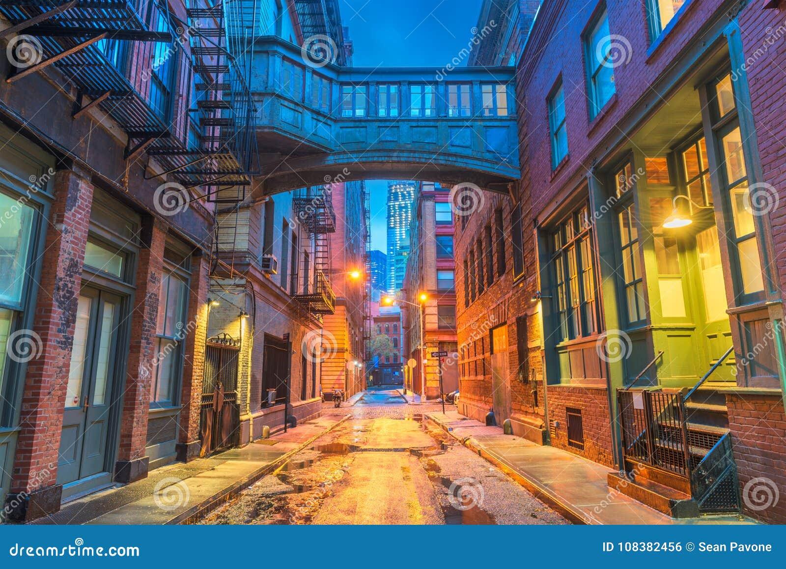 New- York Citydurchgänge