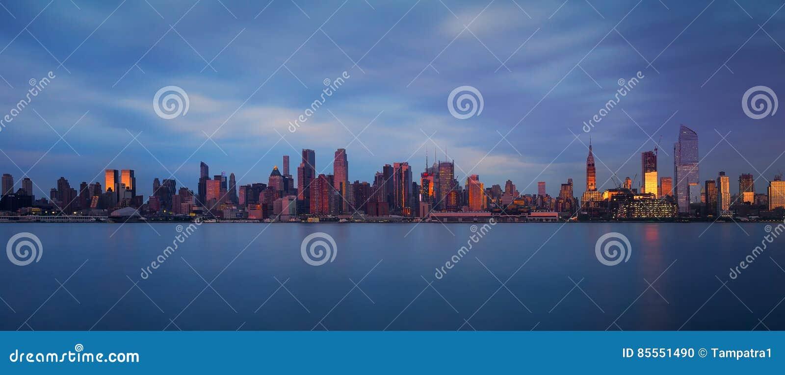 New- York Cityskyline, USA