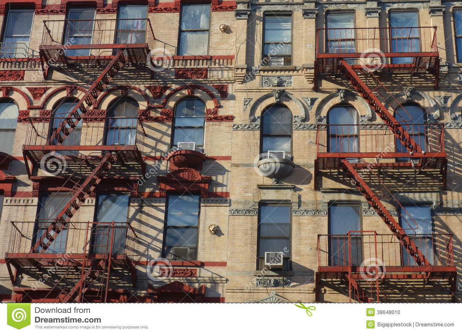 New York City Fire Escapes