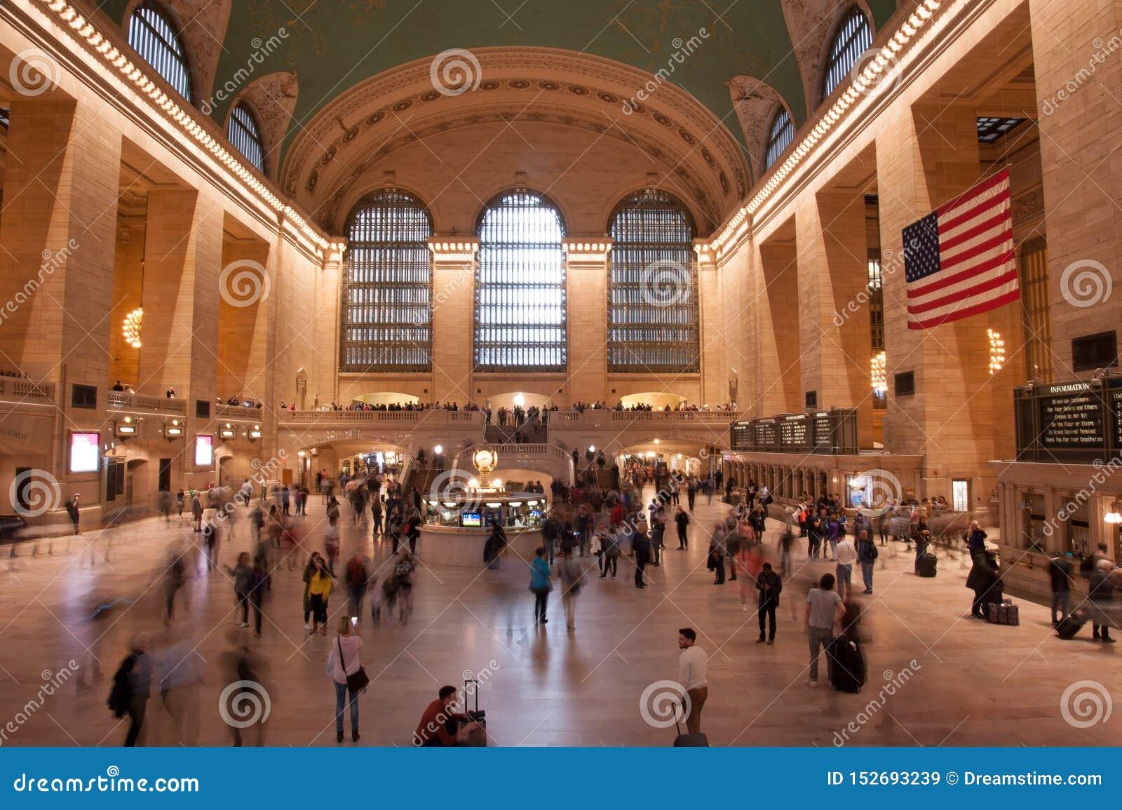 New York Grand Central Termina