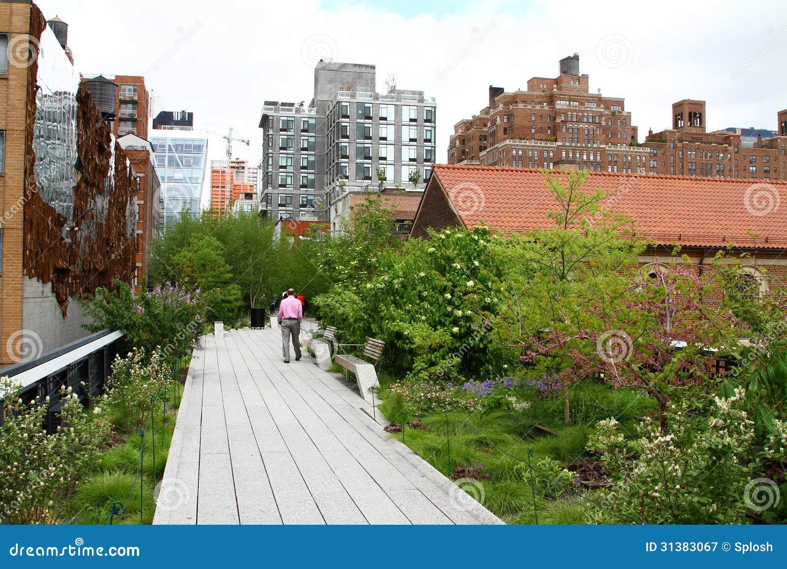Image Result For Garden New York Railway