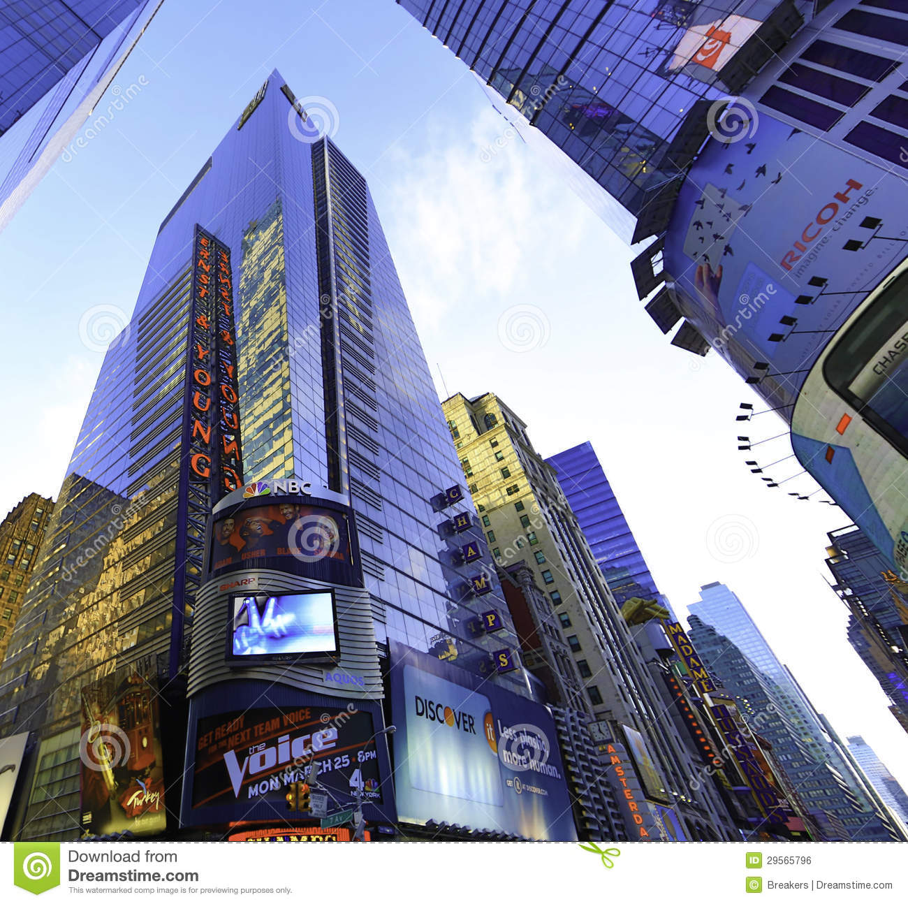 New york manhattan big accounting firm editorial photo for New york based architecture firms