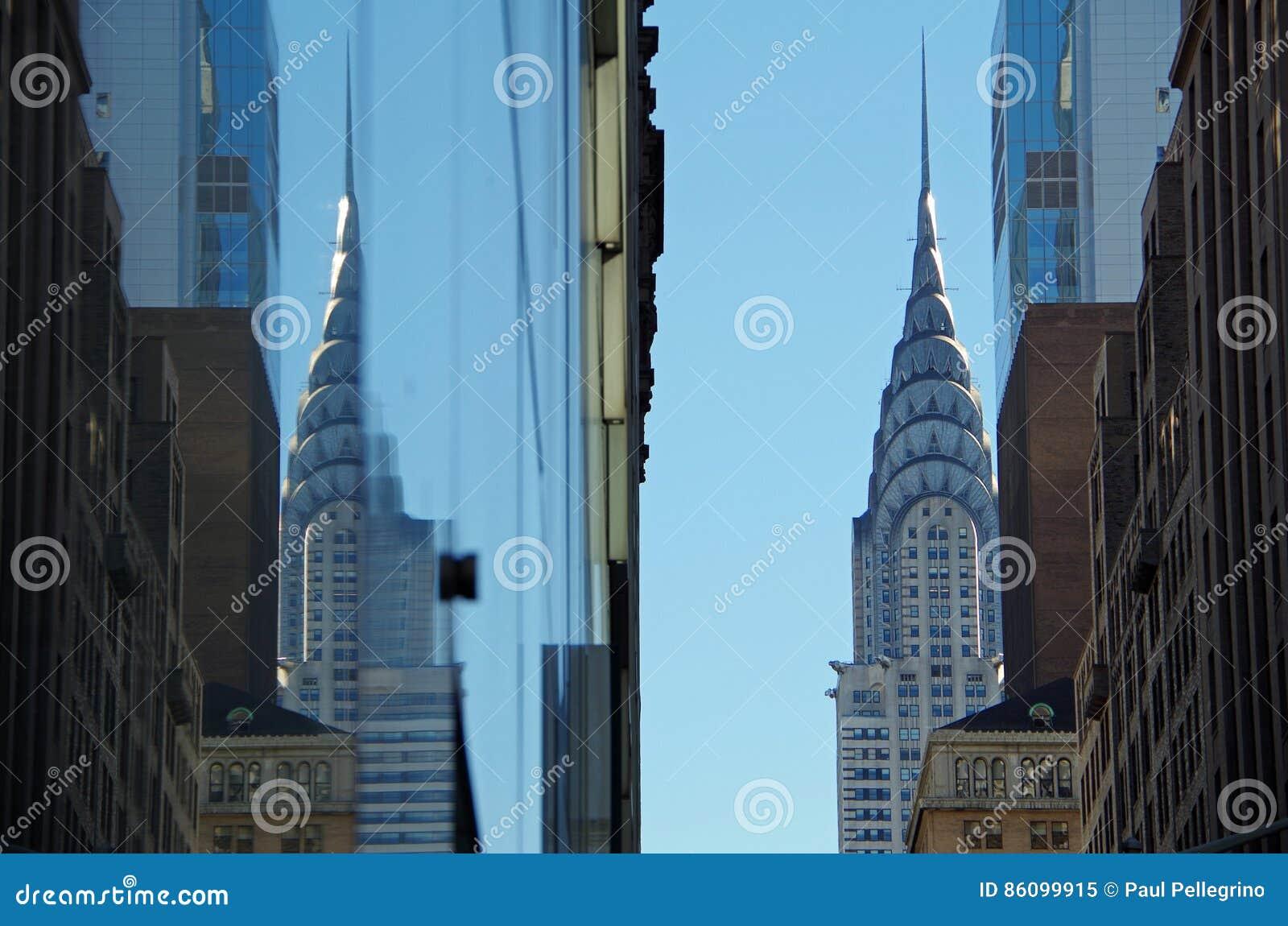 New York New York February Fourth The Chrysler Building