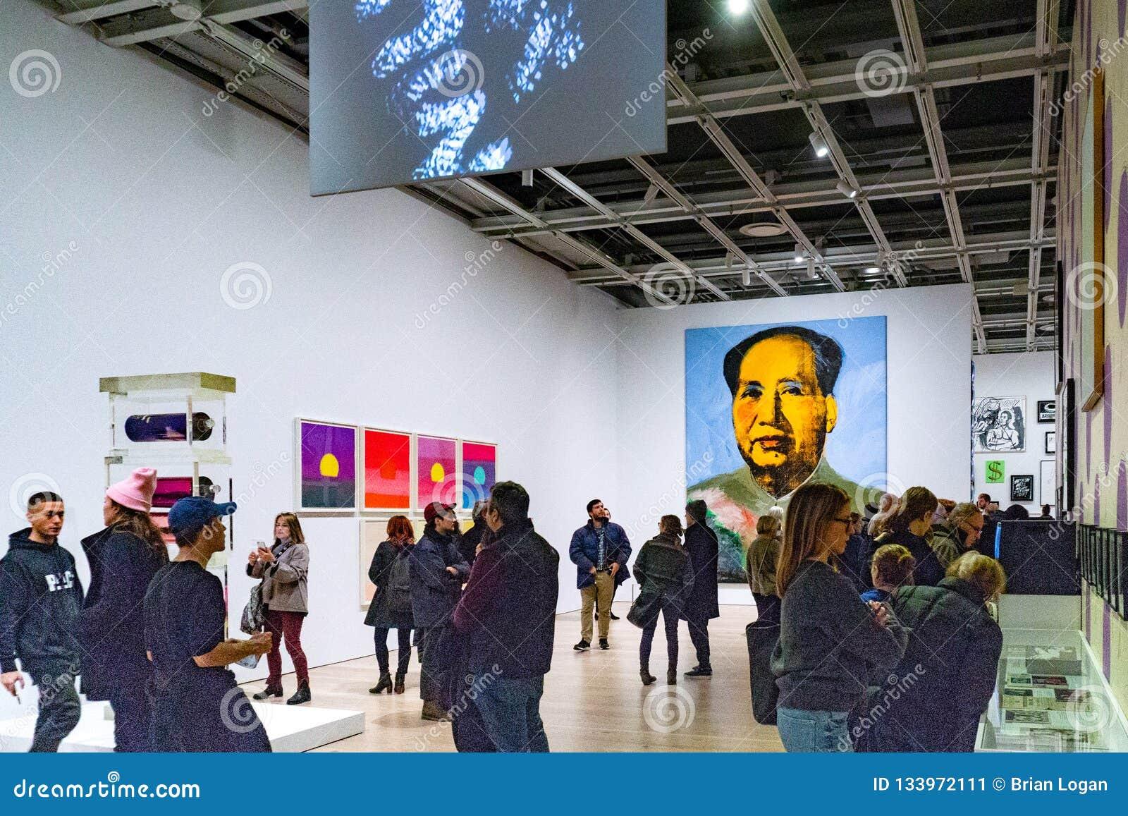 New York, NY/uniu estados 9 de dezembro de 2018: Whitney Museum de Amer