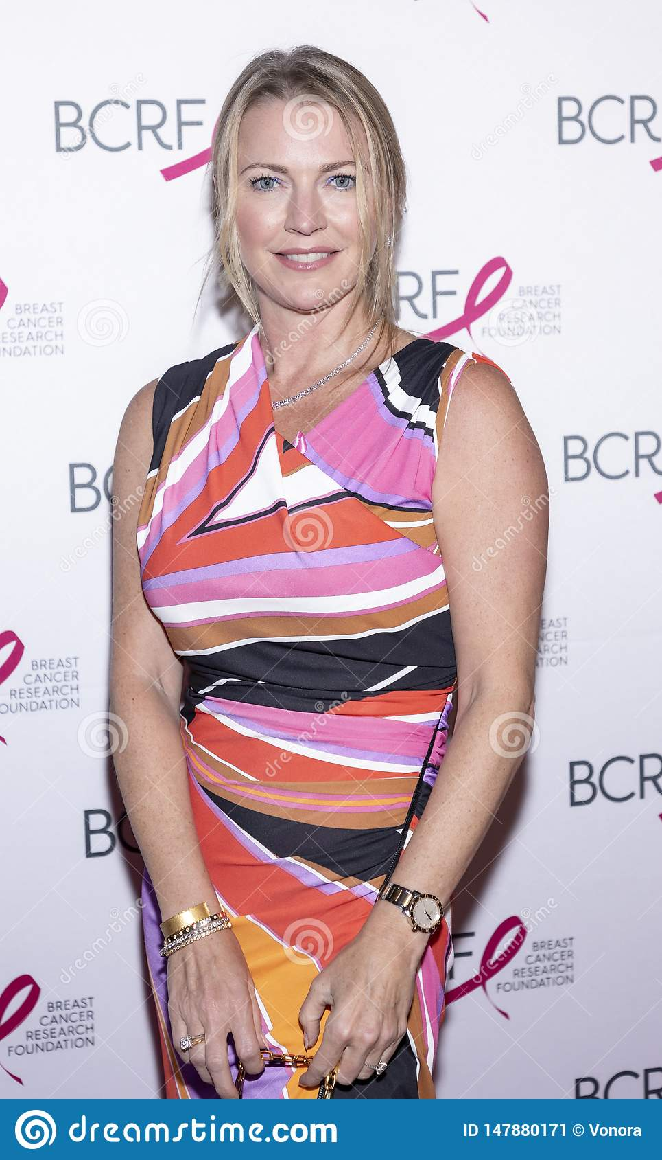 BCRF 2019 Hot Pink Party arrivals