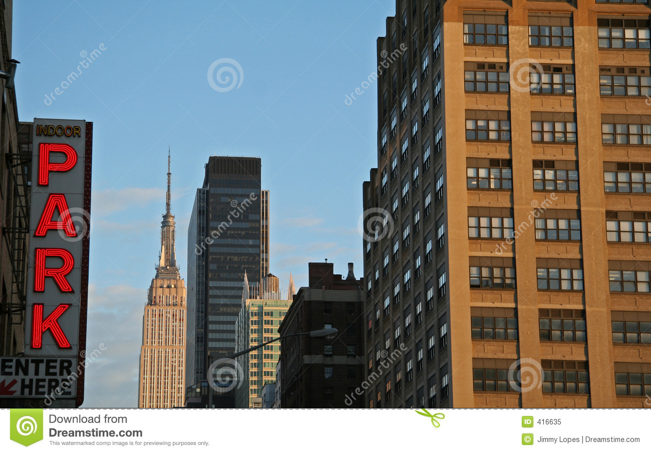New york parking garage royalty free stock photo image for Ny city parking garages