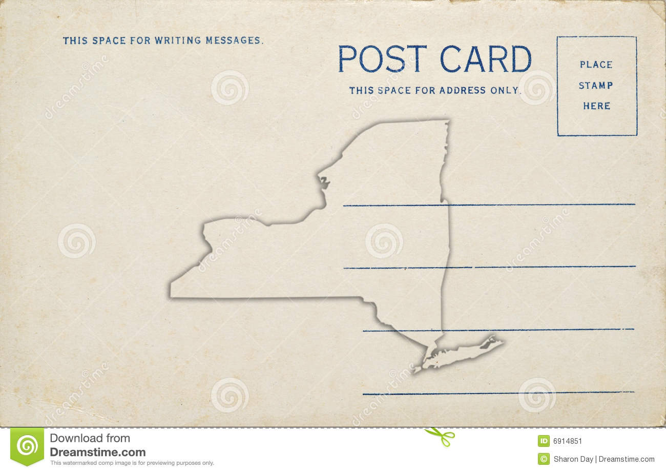 Write a postcard to a friend from your last holiday place.