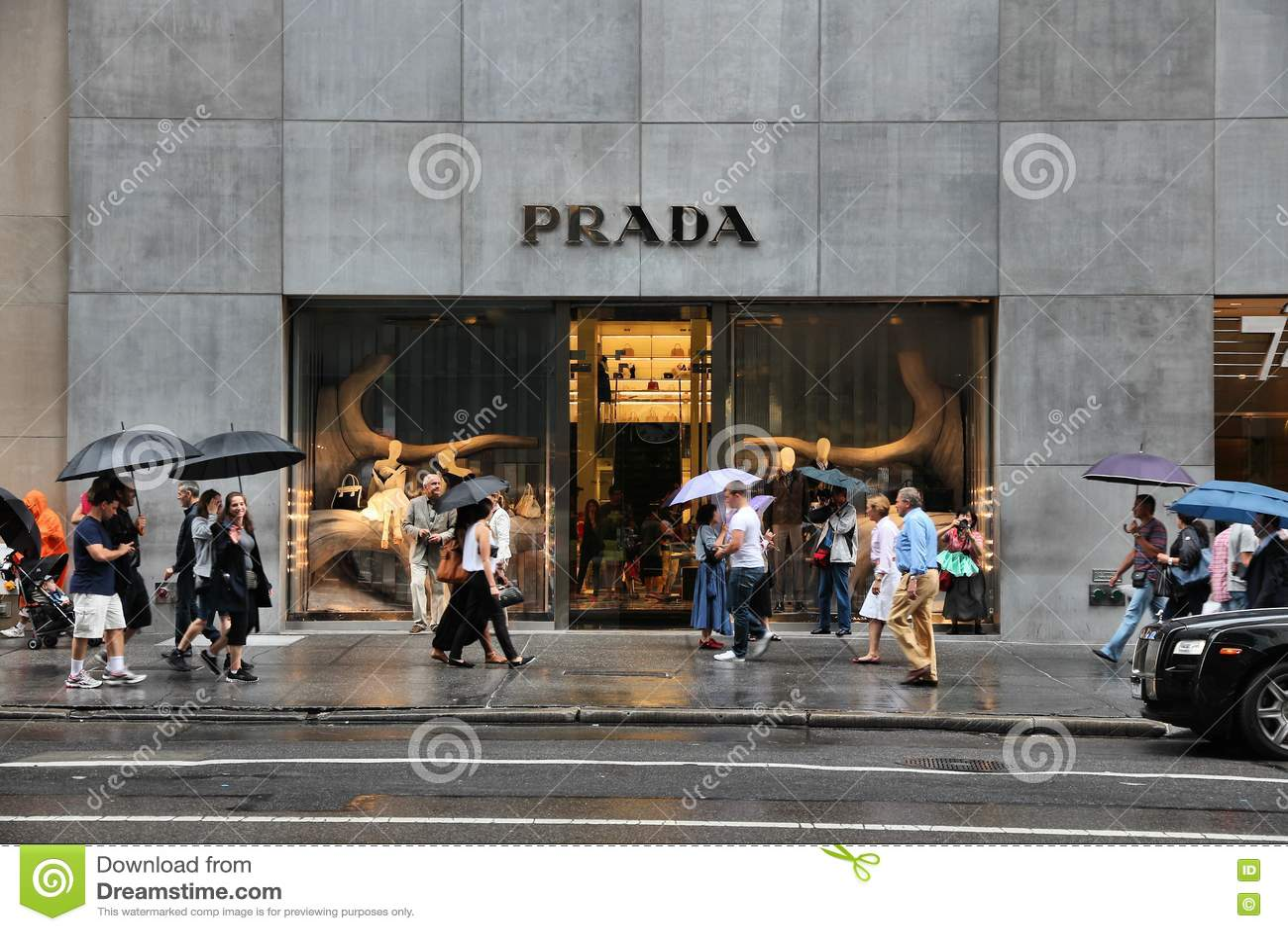 New York Prada