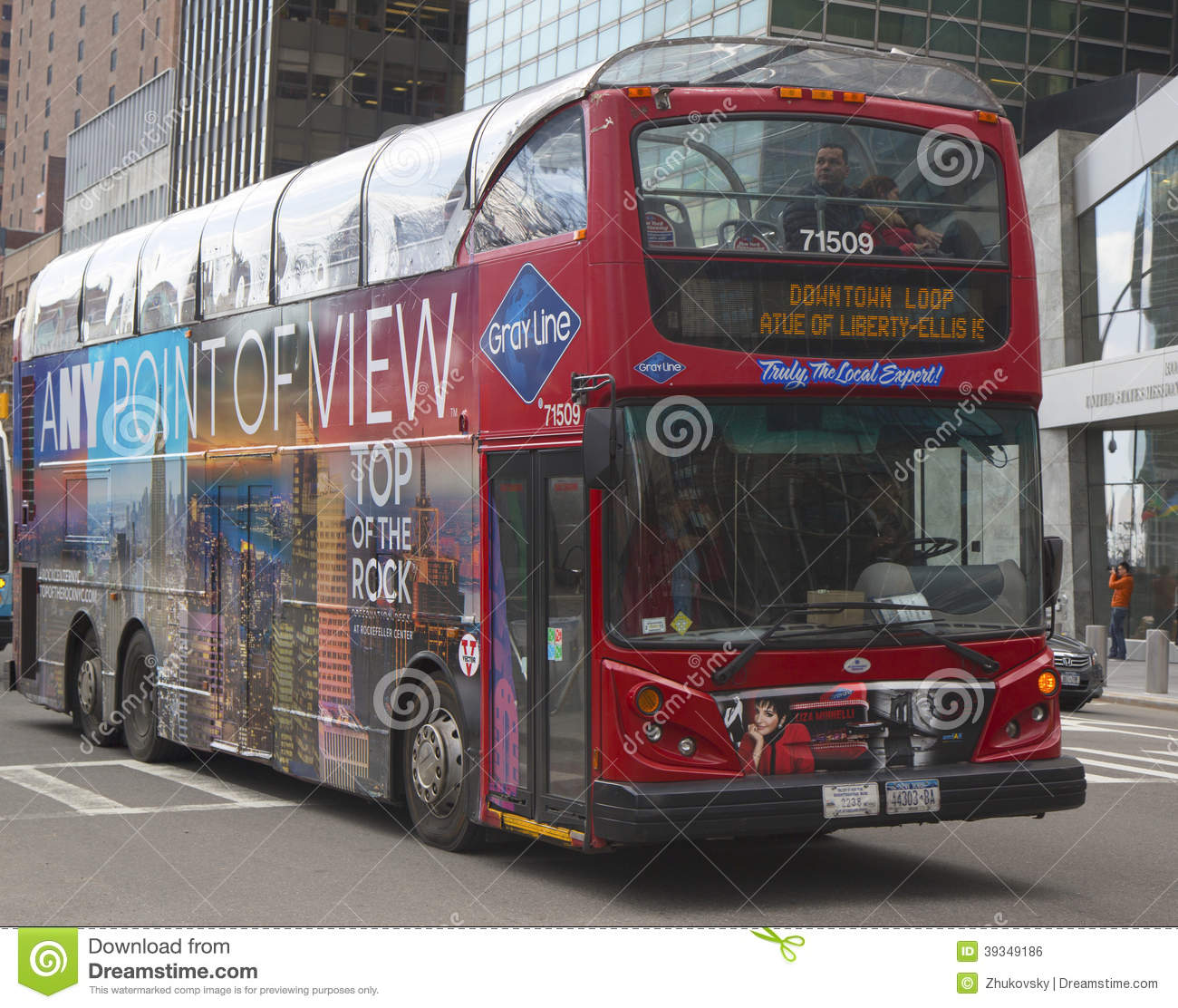 sightseeing bus tours business plan