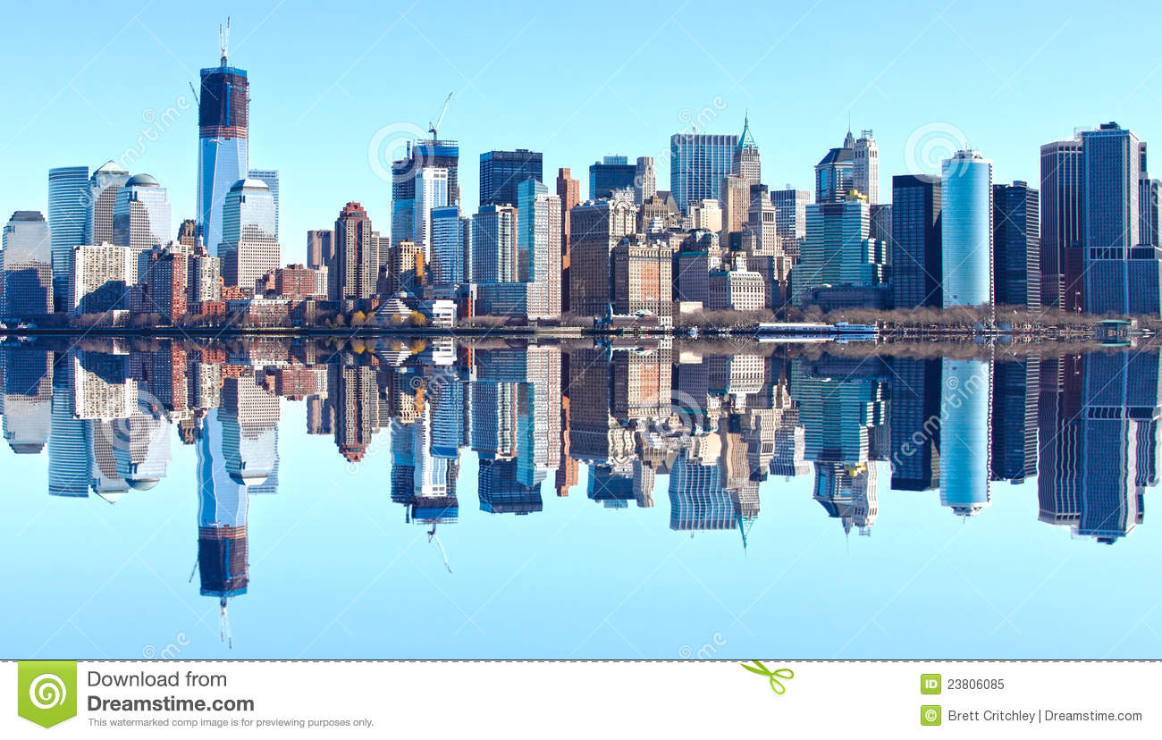 New York Skyline Royalty Free Stock Photo Image 23806085