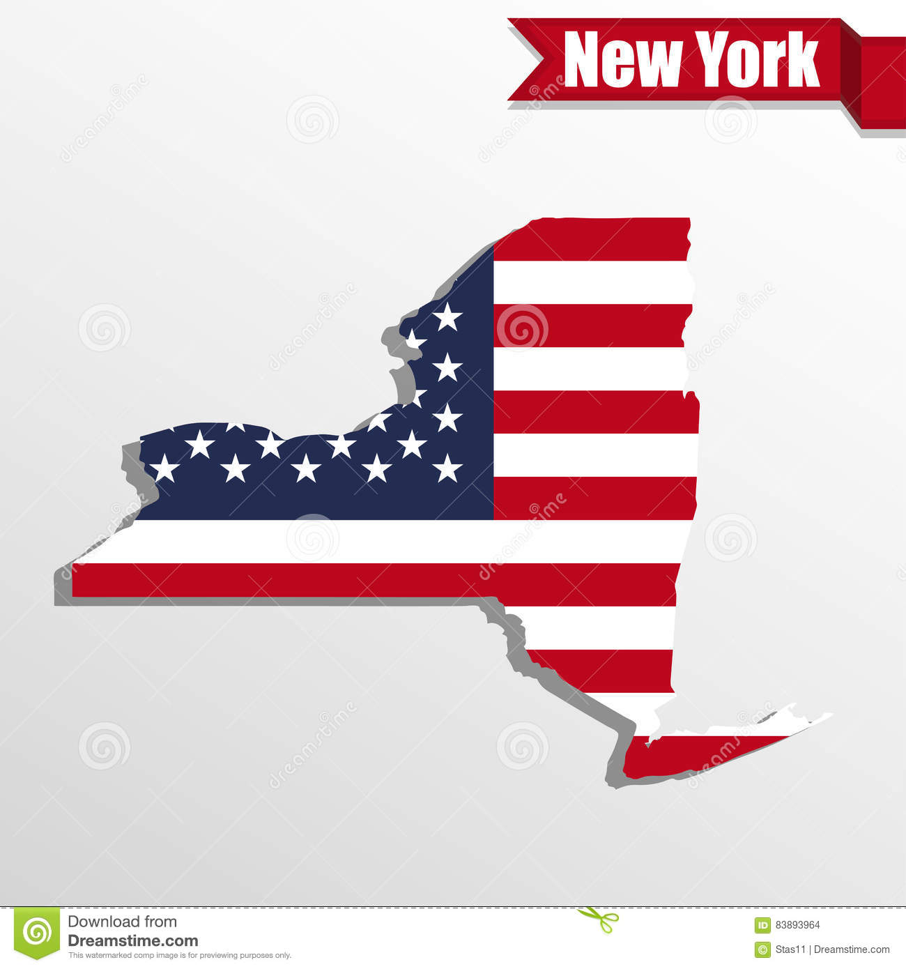 If Every US State Had The Same Population What Would The Map Of - Us states map new york
