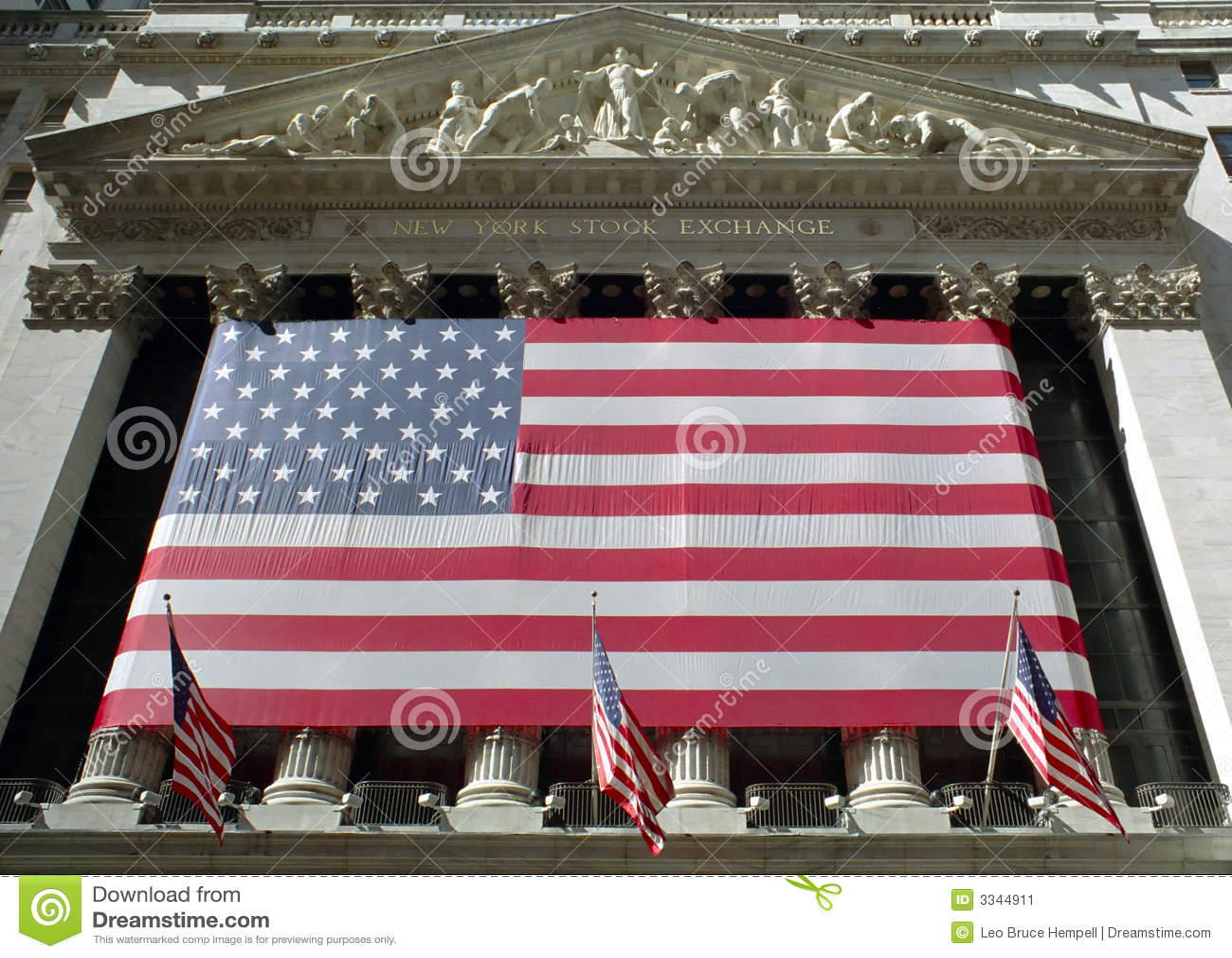 New York Stock Exchange USA