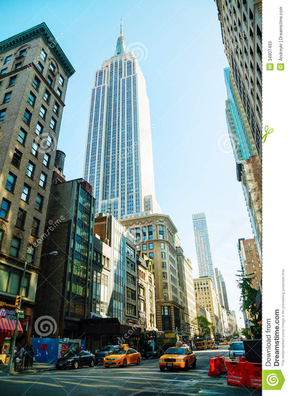 Empire State Building Where Is It Located