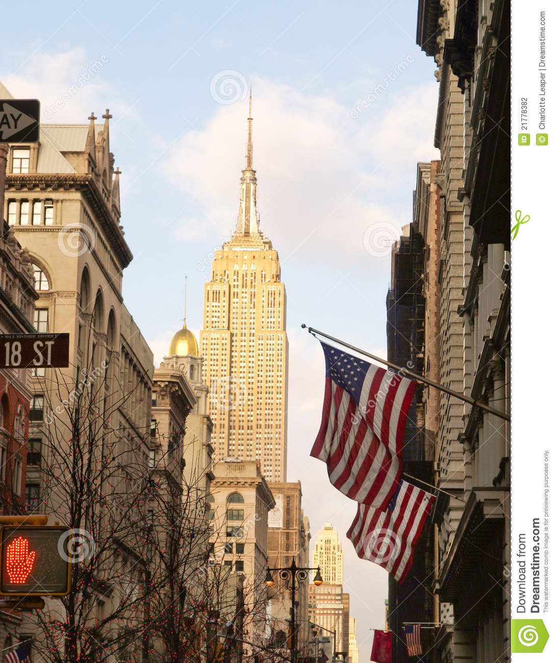 New York Street View Editorial Photography Image 21778382