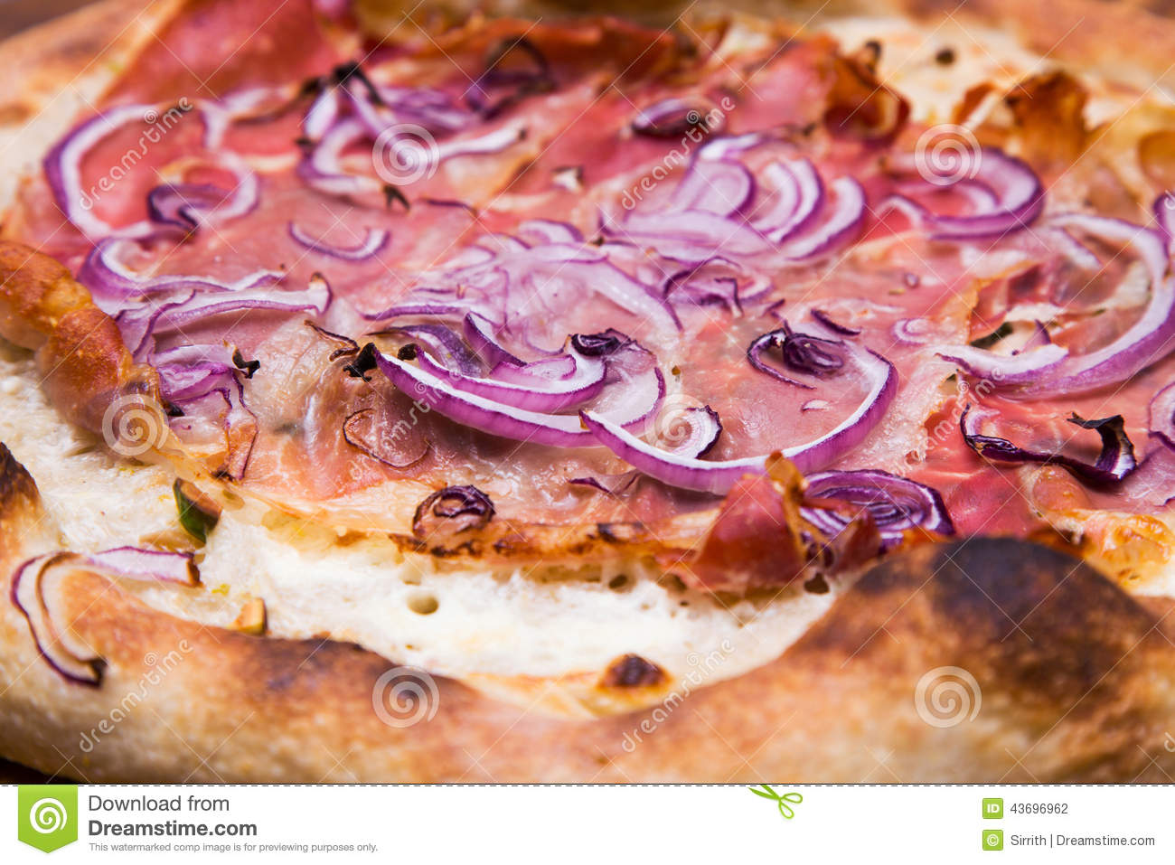 New York Style Pizza Stock Photo - Image: 43696962