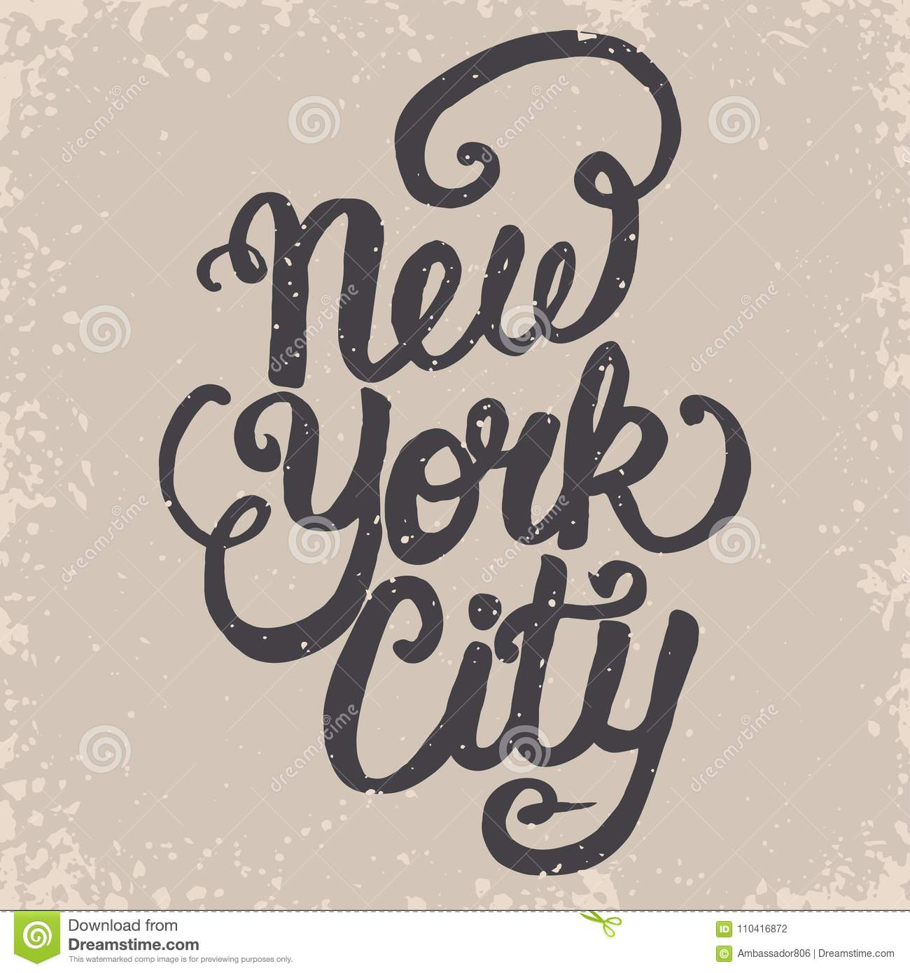 New York T Shirt Graphics Stock Vector Illustration Of Jersey