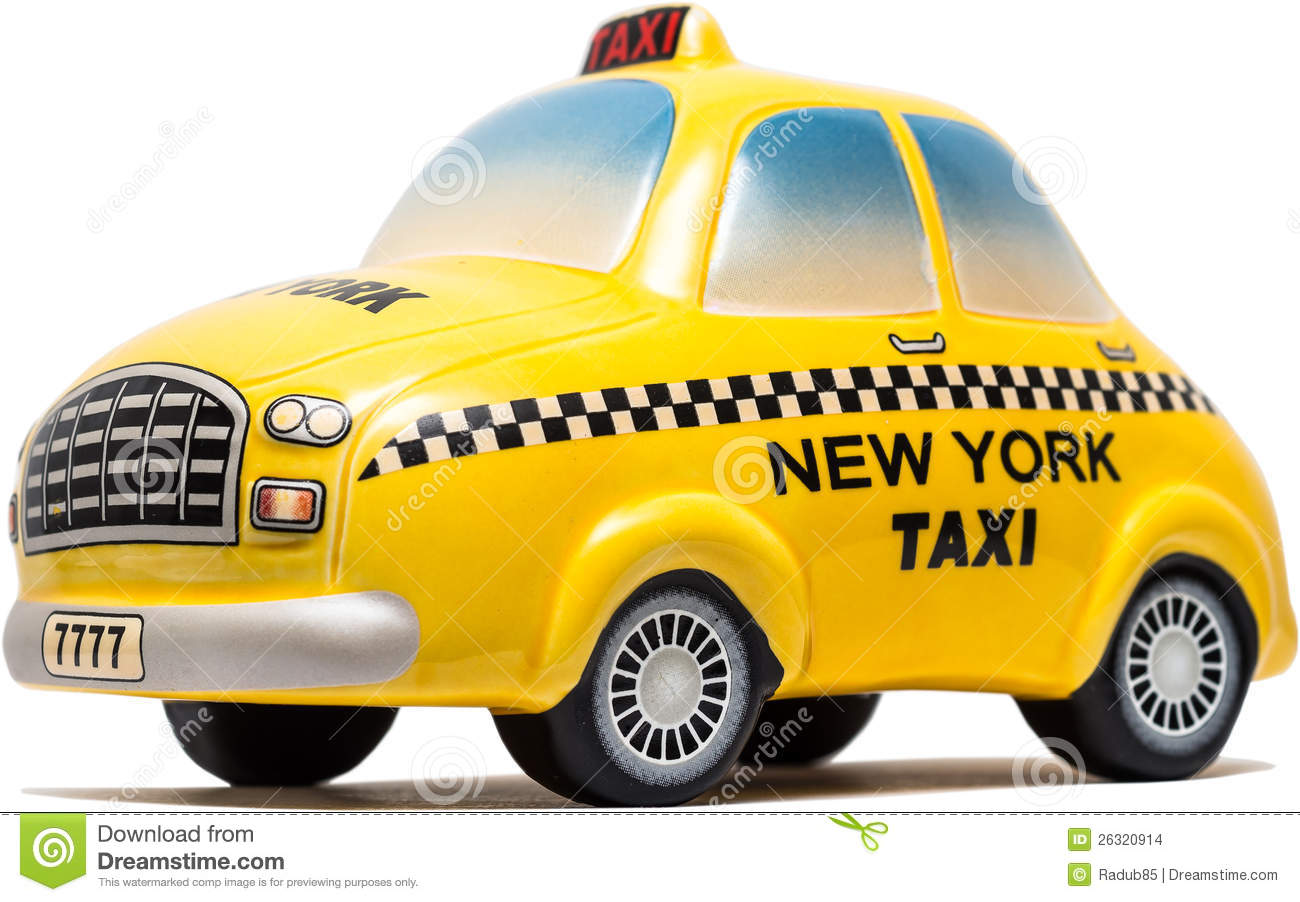 New York Taxi Toy