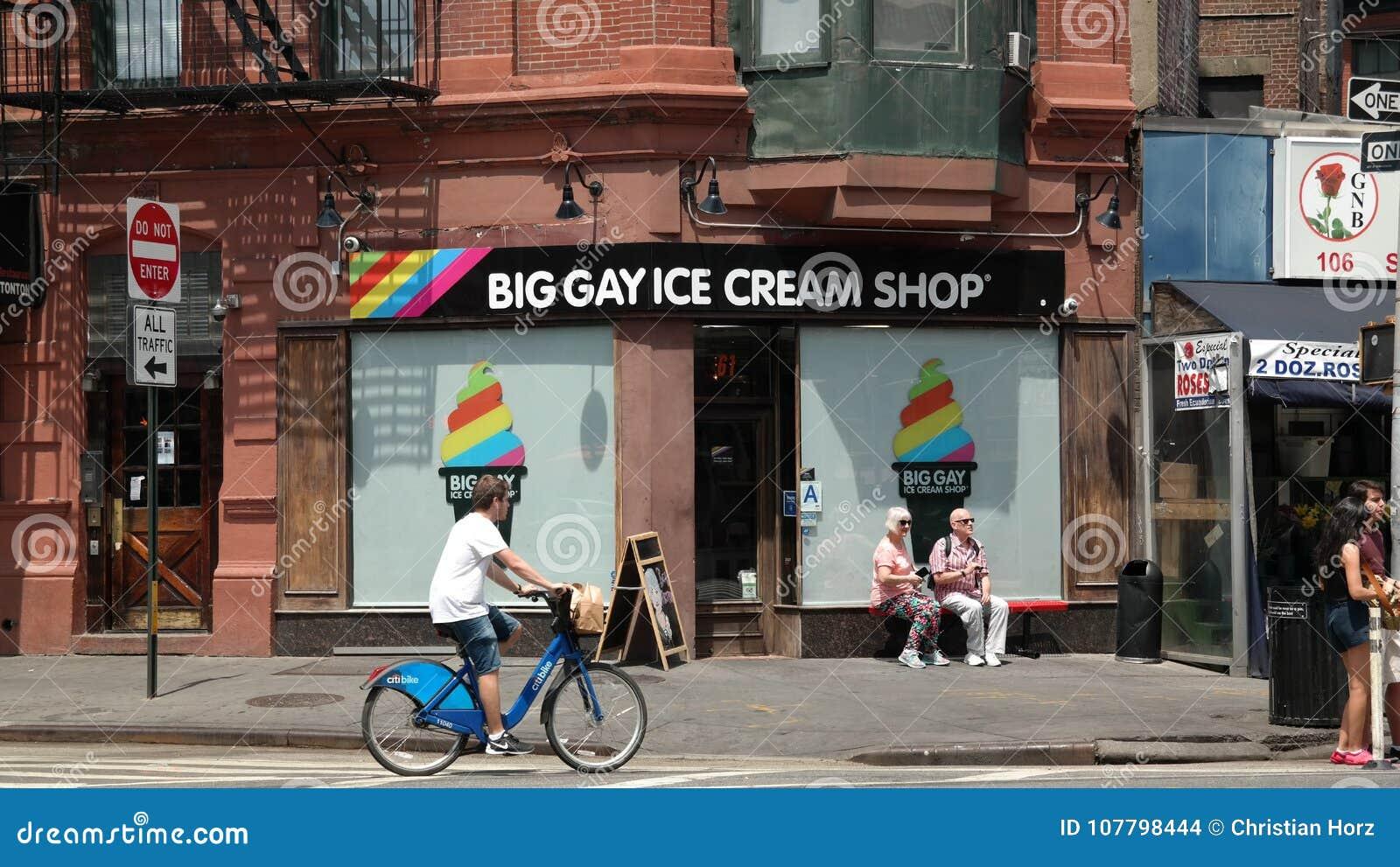 sesso negozio gay