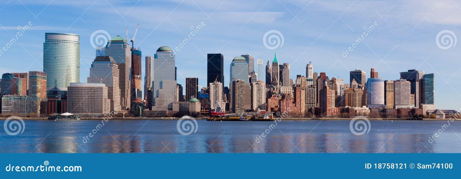 new york skyline view - photo #29