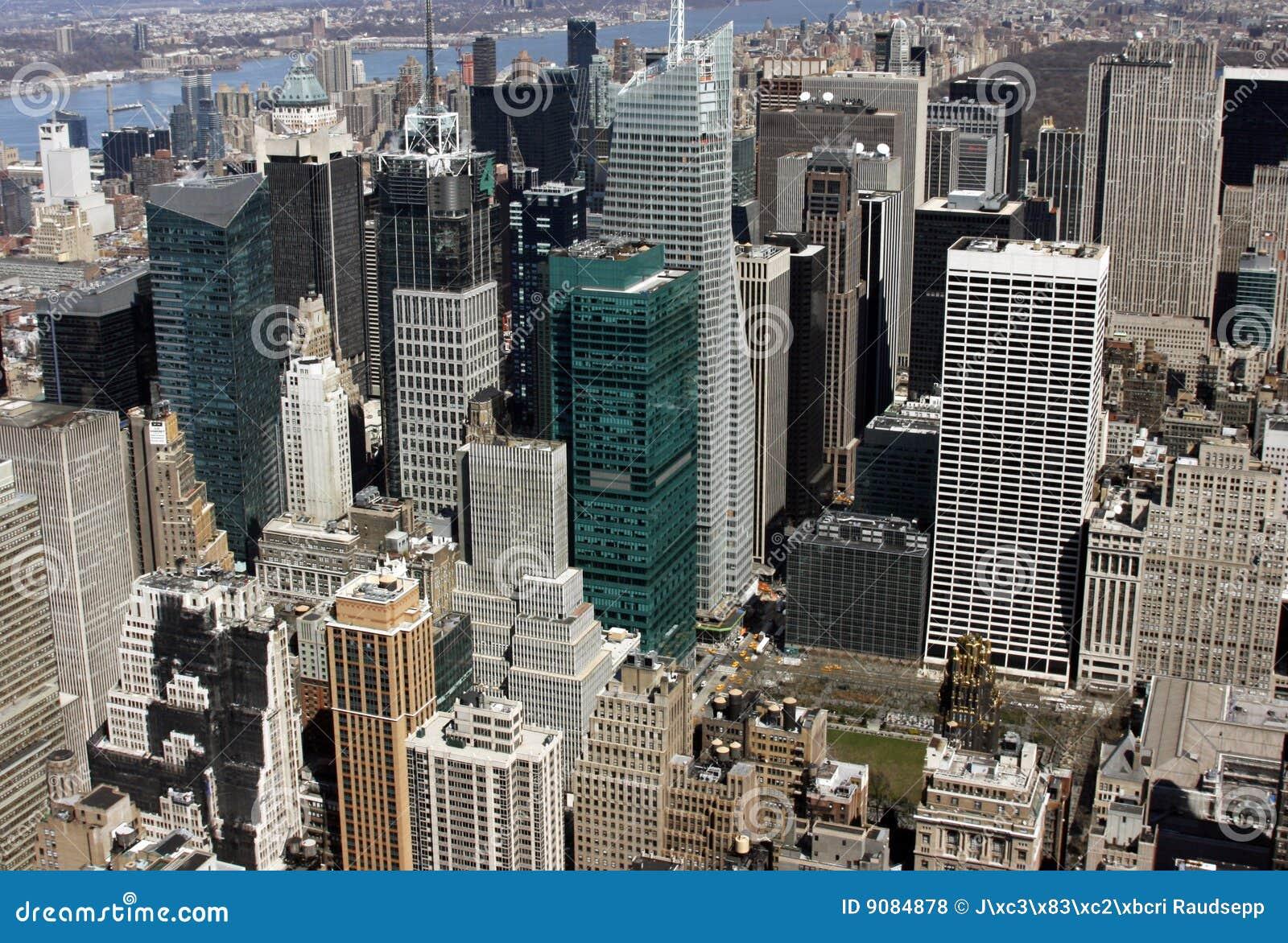 New- Yorkgebäude