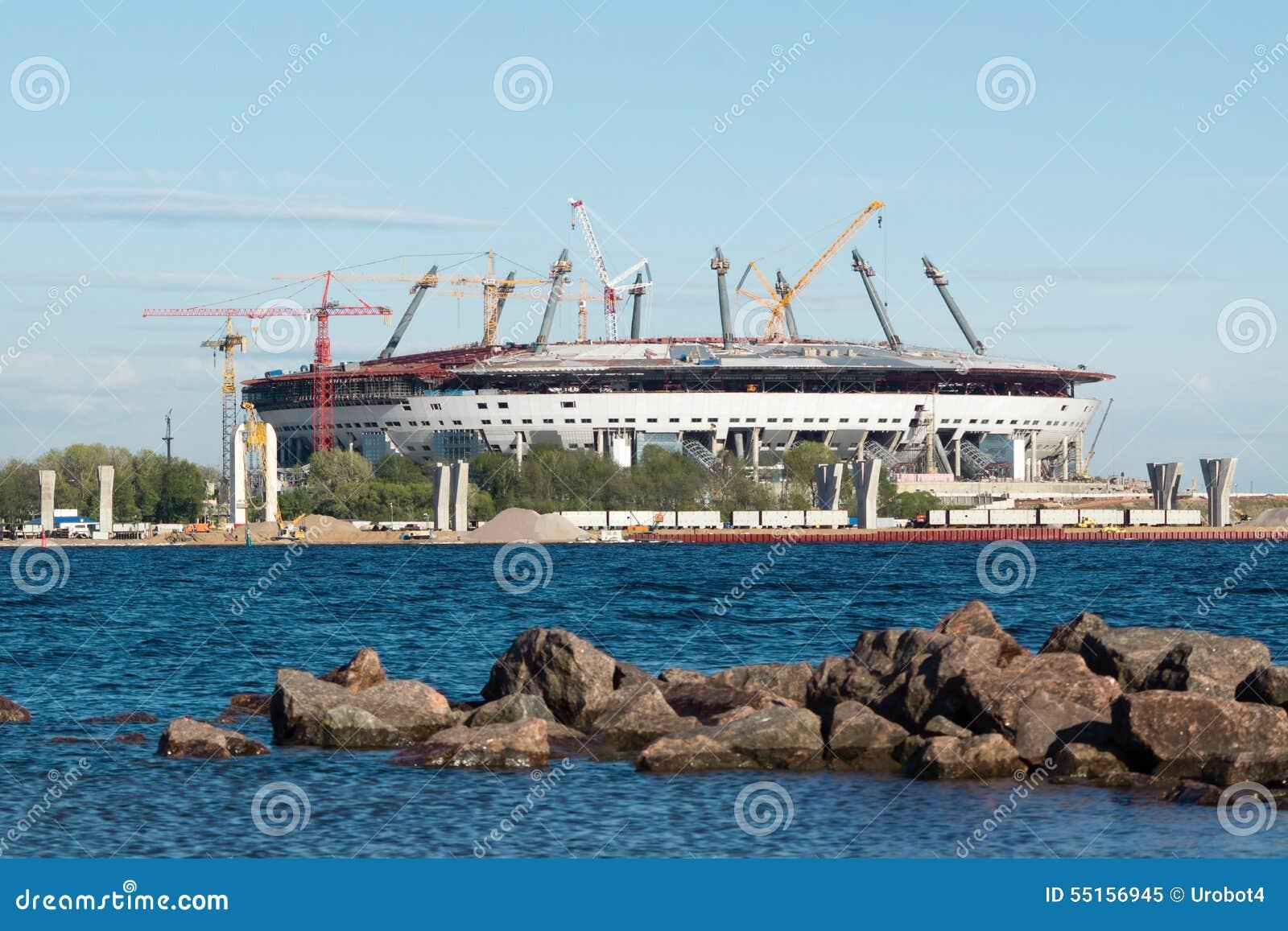 Neva Bay, St. Petersburg: description 25